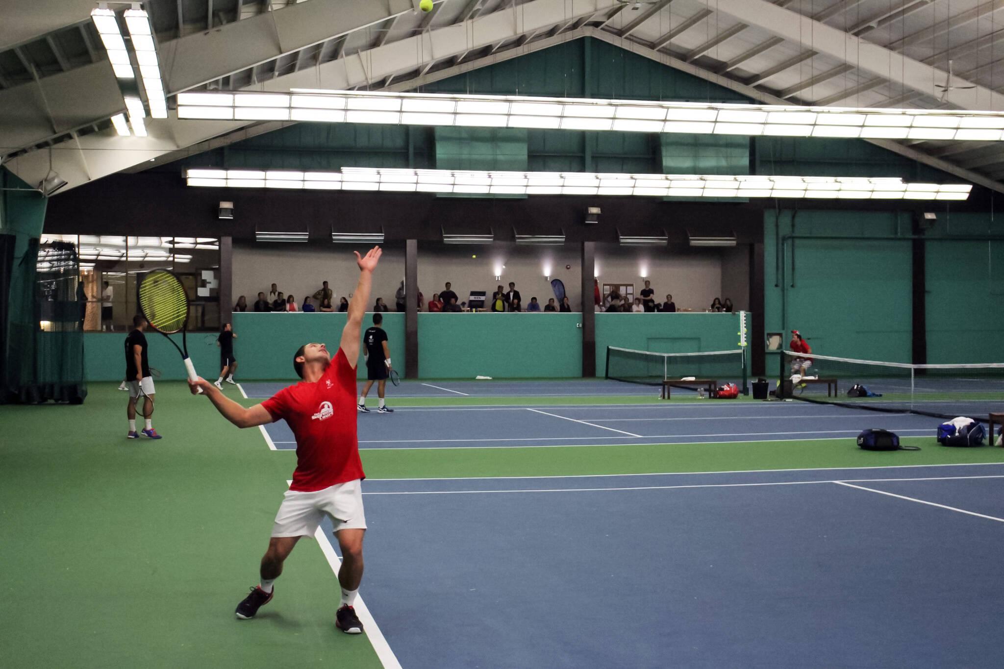 indoor tennis toronto