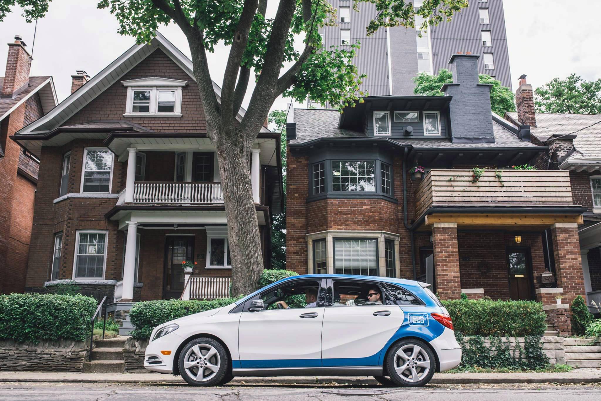 Car share Toronto