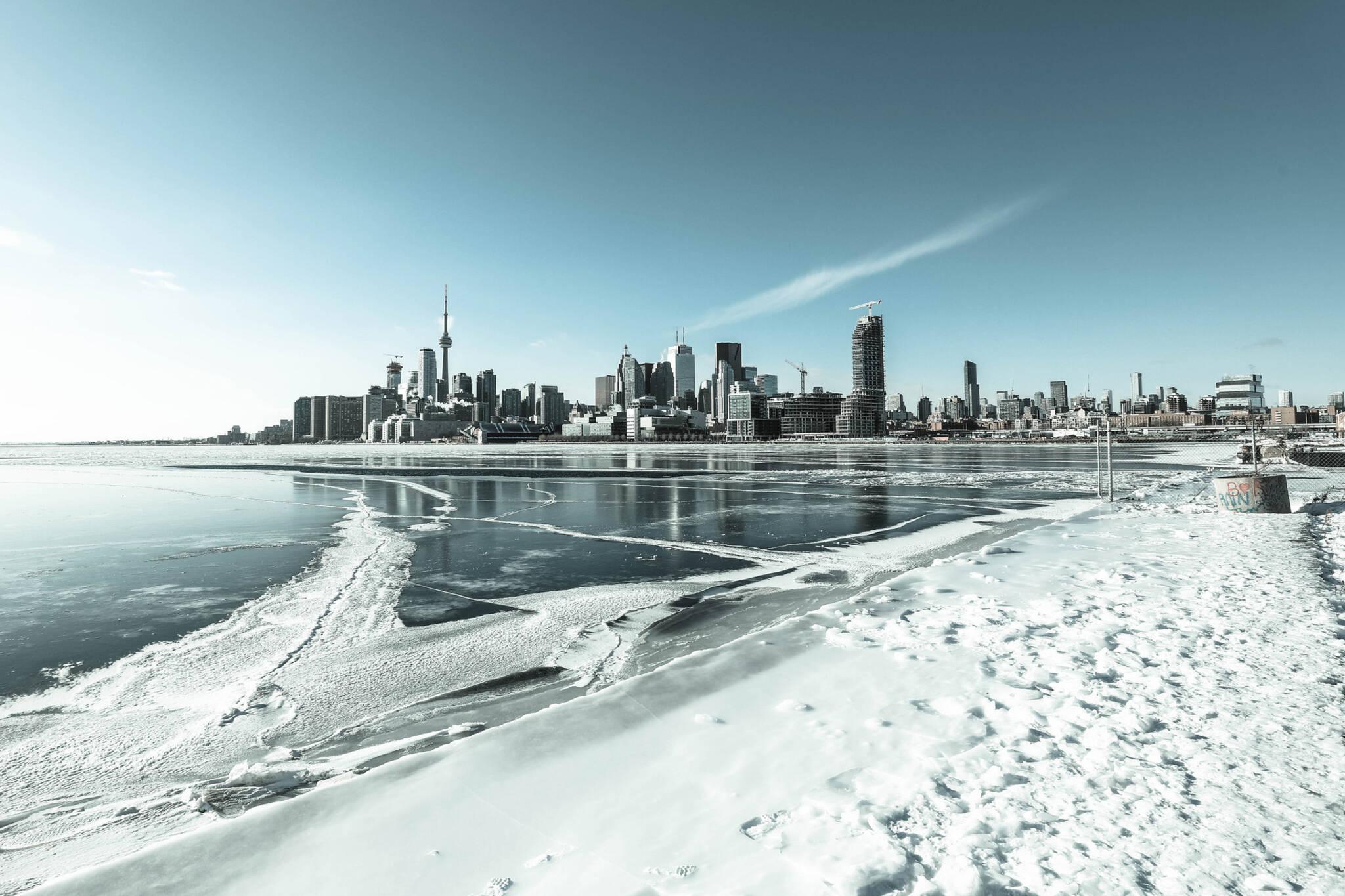 Toronto cold spell