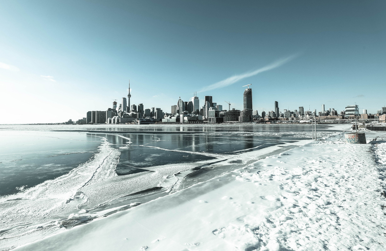Toronto Weather: Everyone In Toronto Is Mad At The Cold Weather Right Now