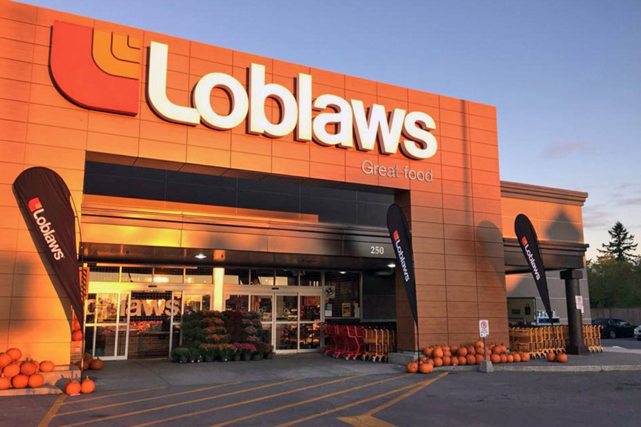 loblaws price fixing