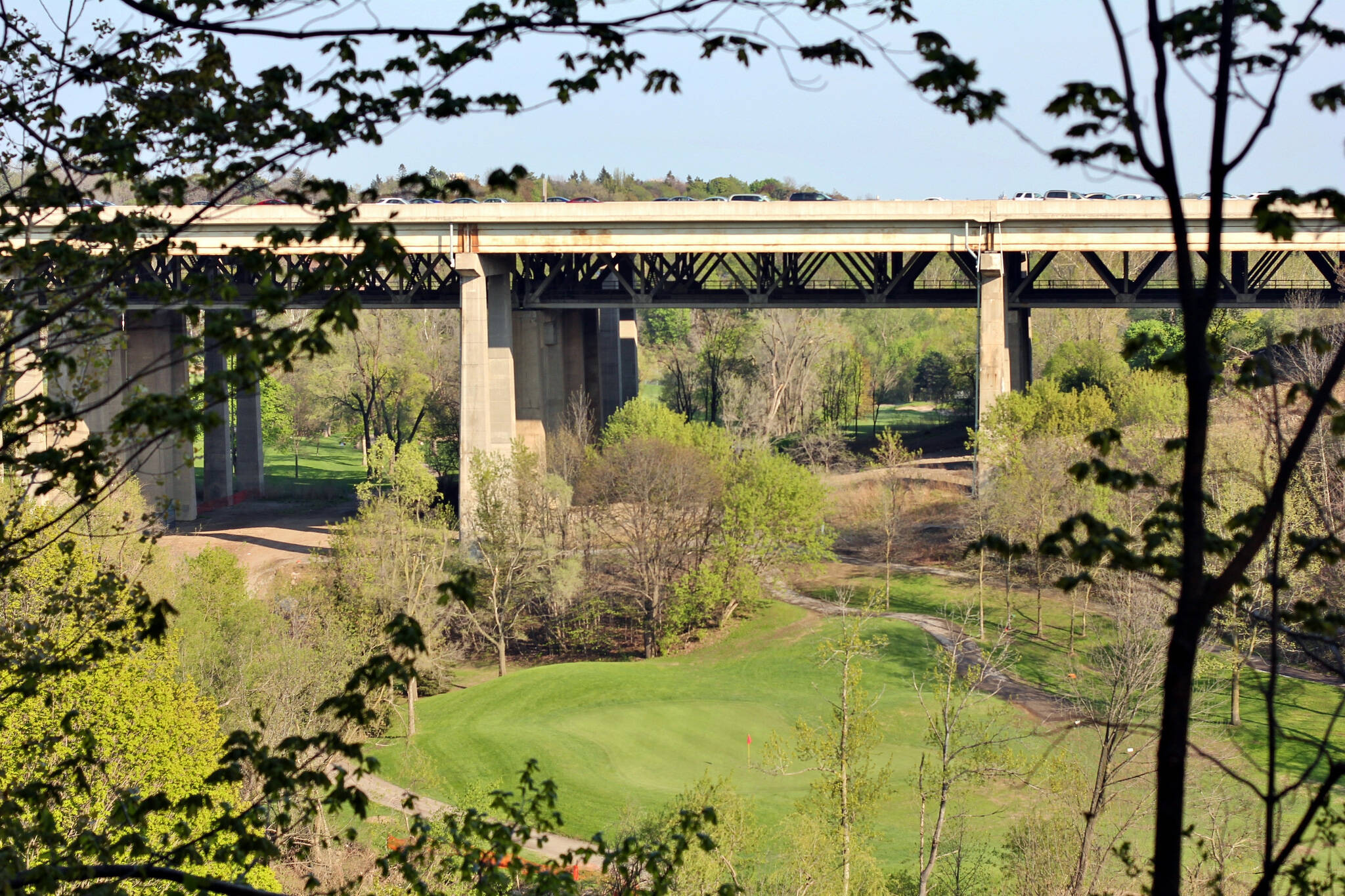 toronto public golf course