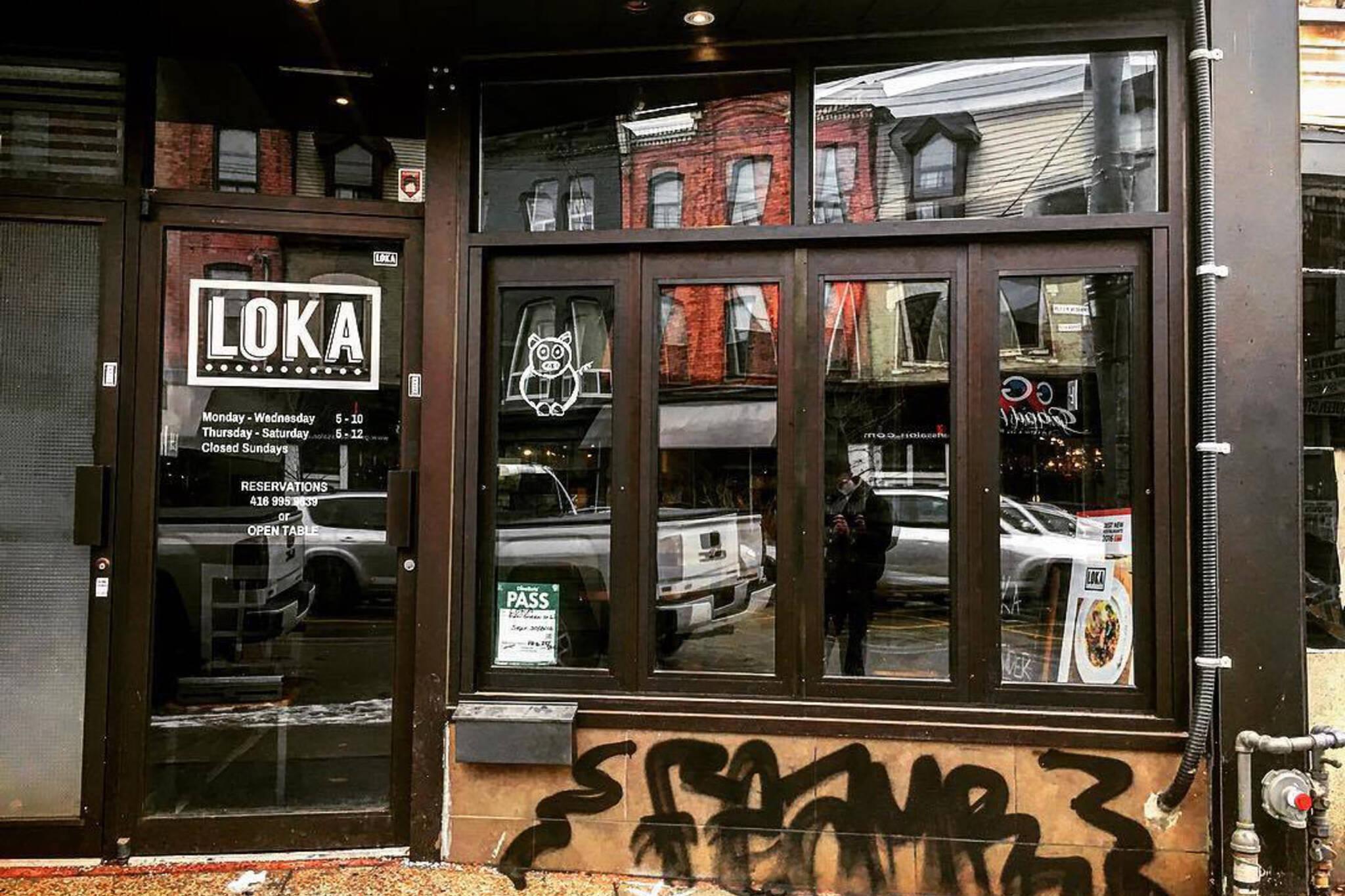 Loka Toronto closing