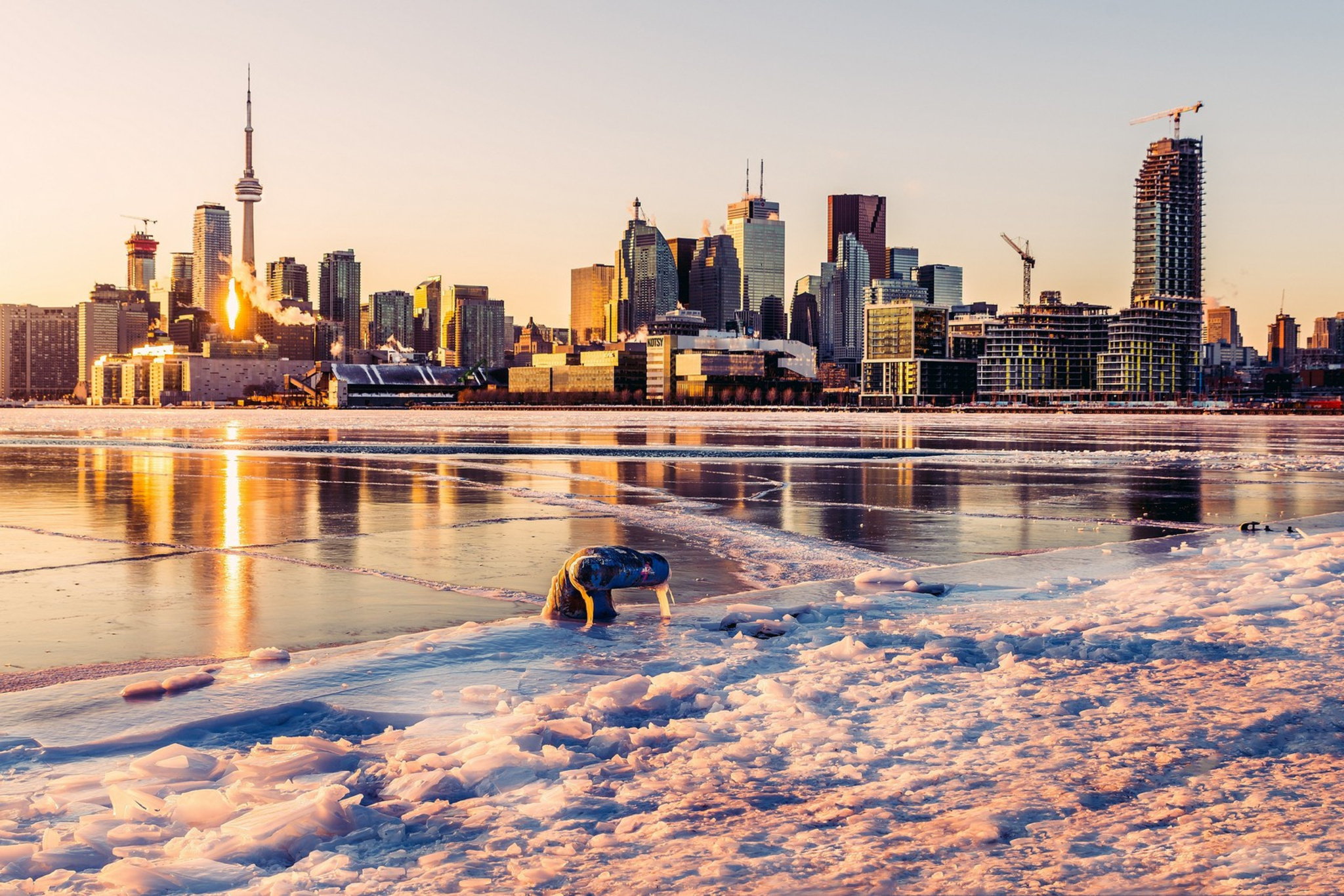 Weather Toronto: Frigid Weather Expected In Toronto Through Late March