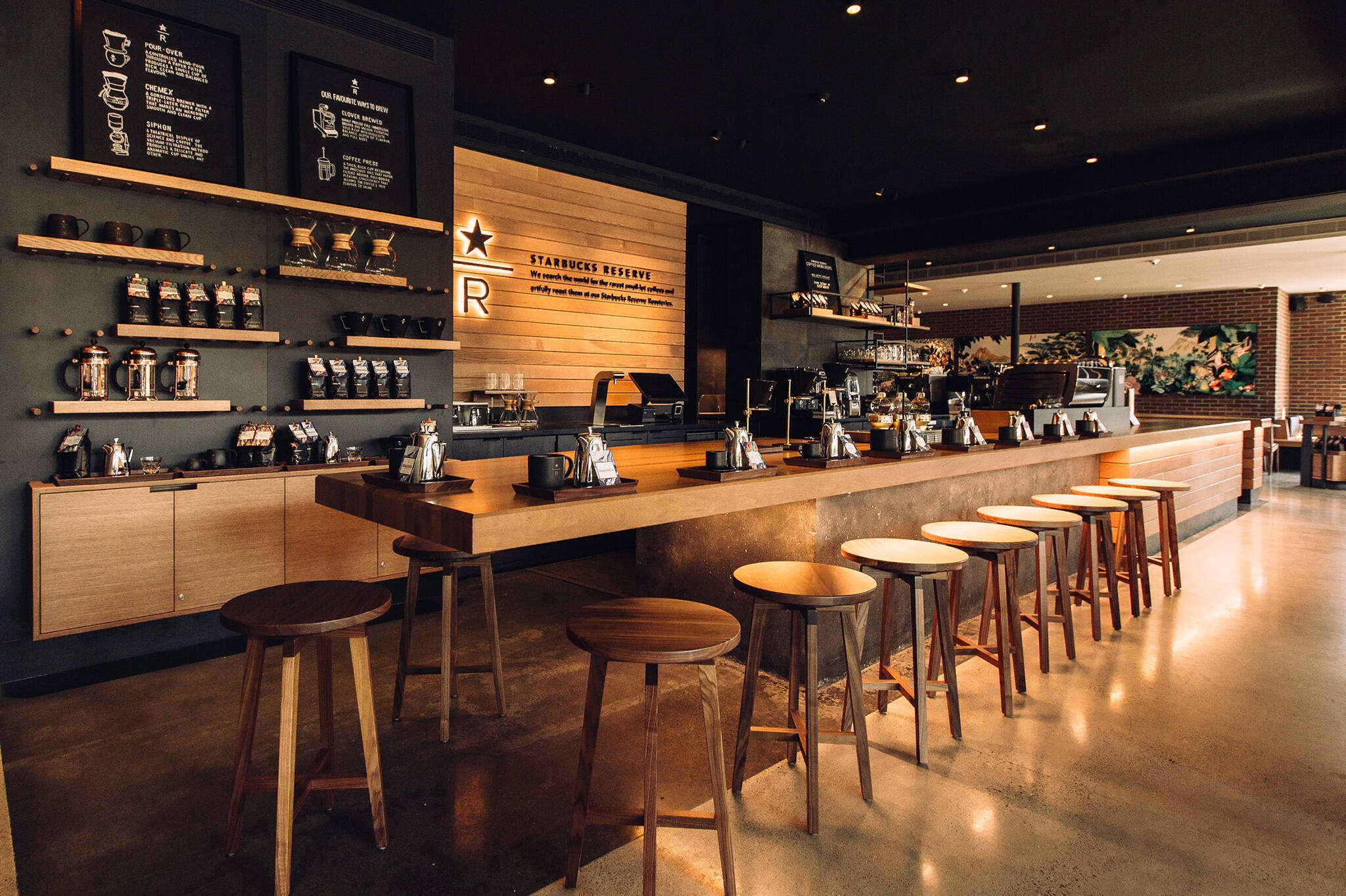 Starbucks Opening Its First Reserve Coffee Bar In Toronto