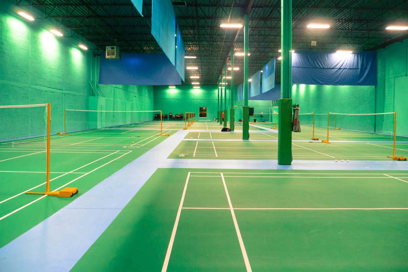 The top 10 badminton clubs in Toronto