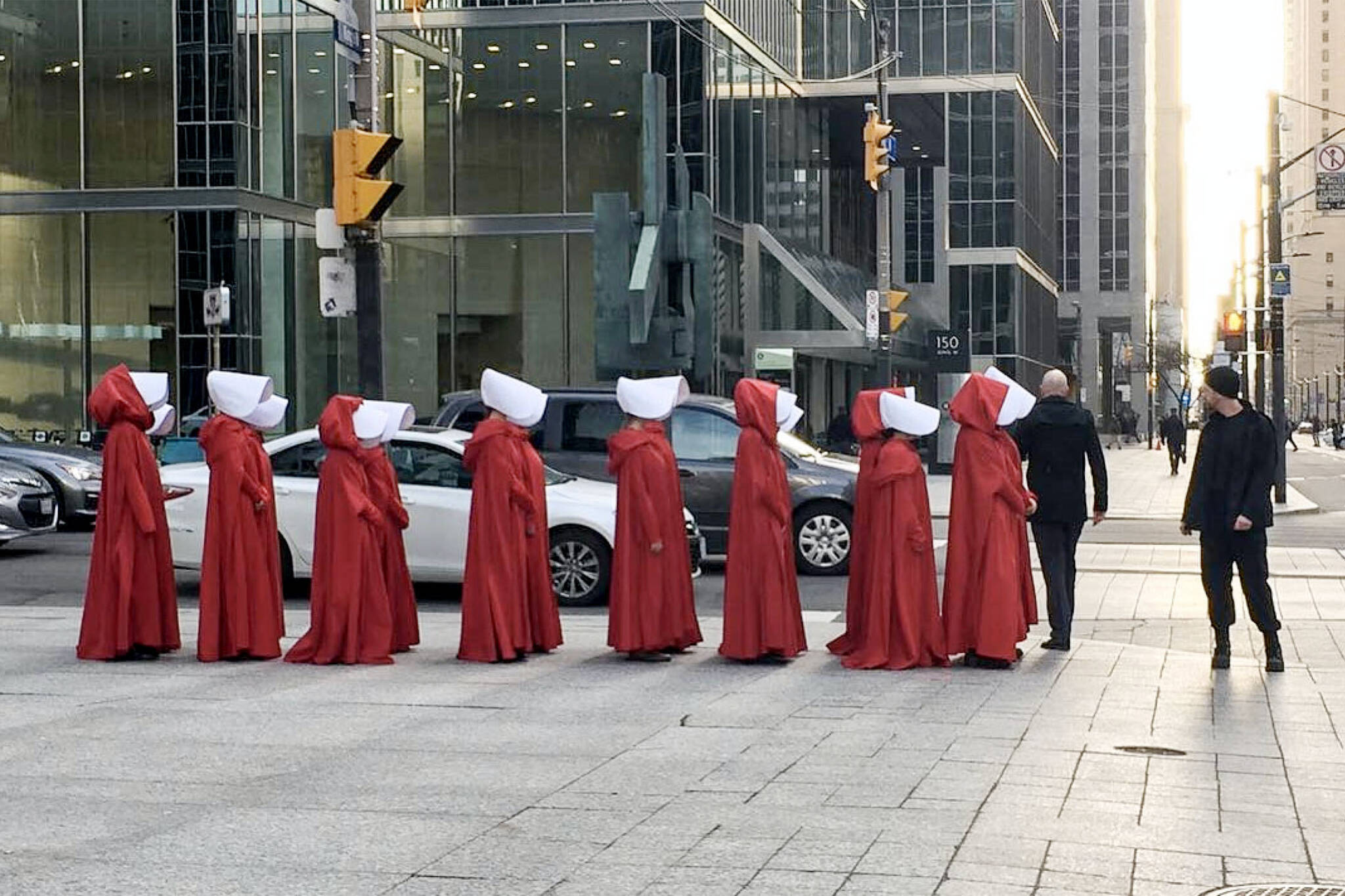 Handmaids Tale Toronto