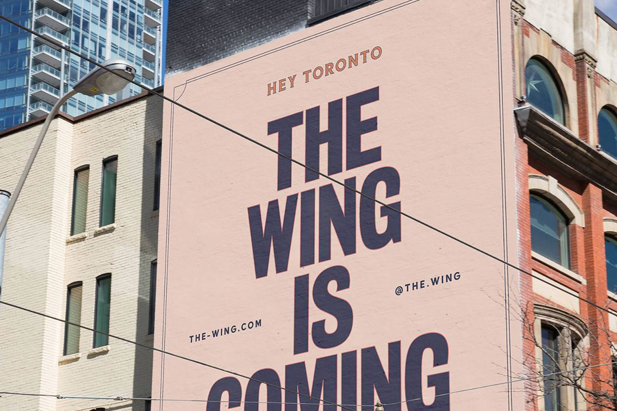 the wing toronto