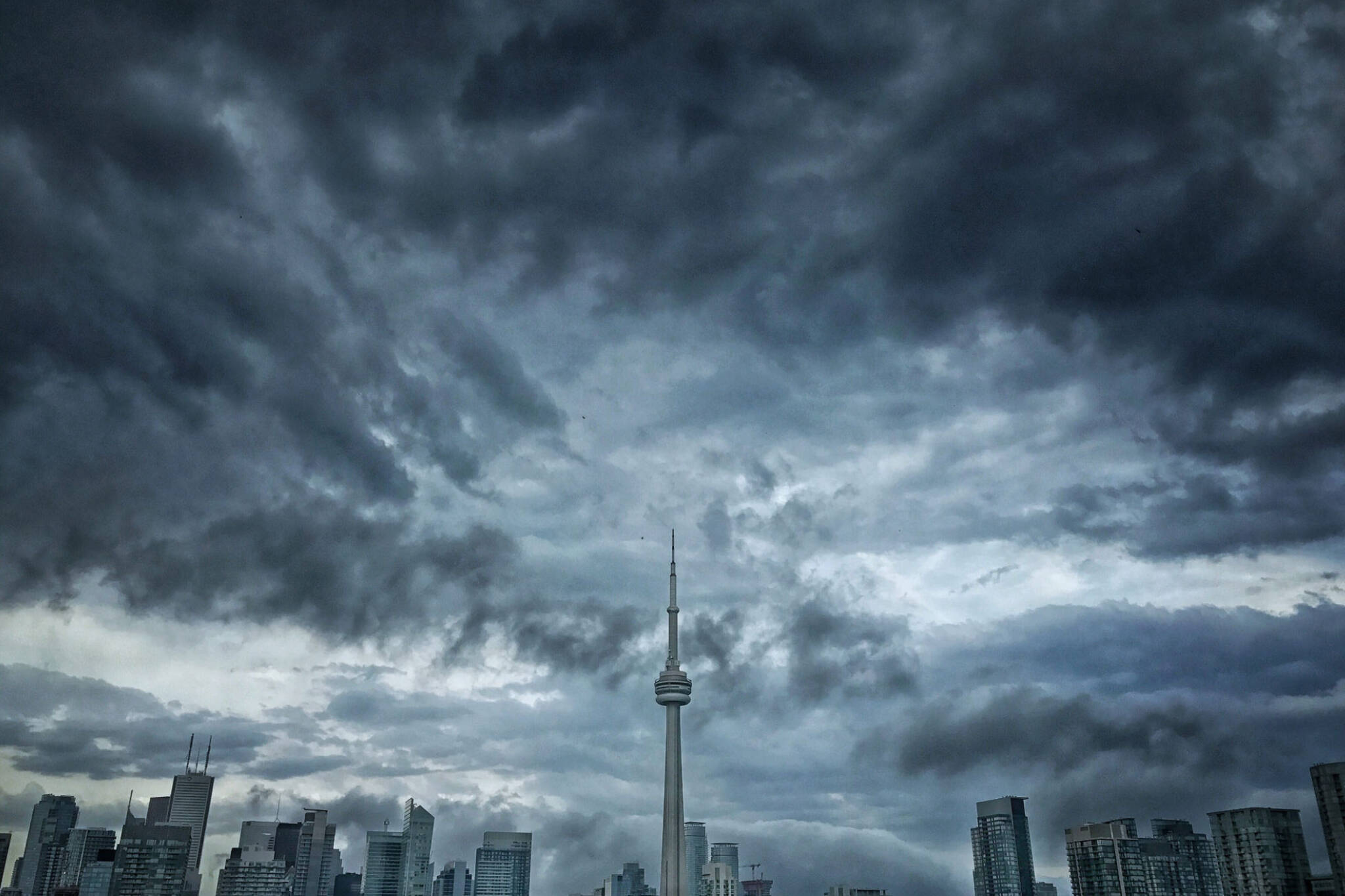 Toronto is about to get a serious wind storm