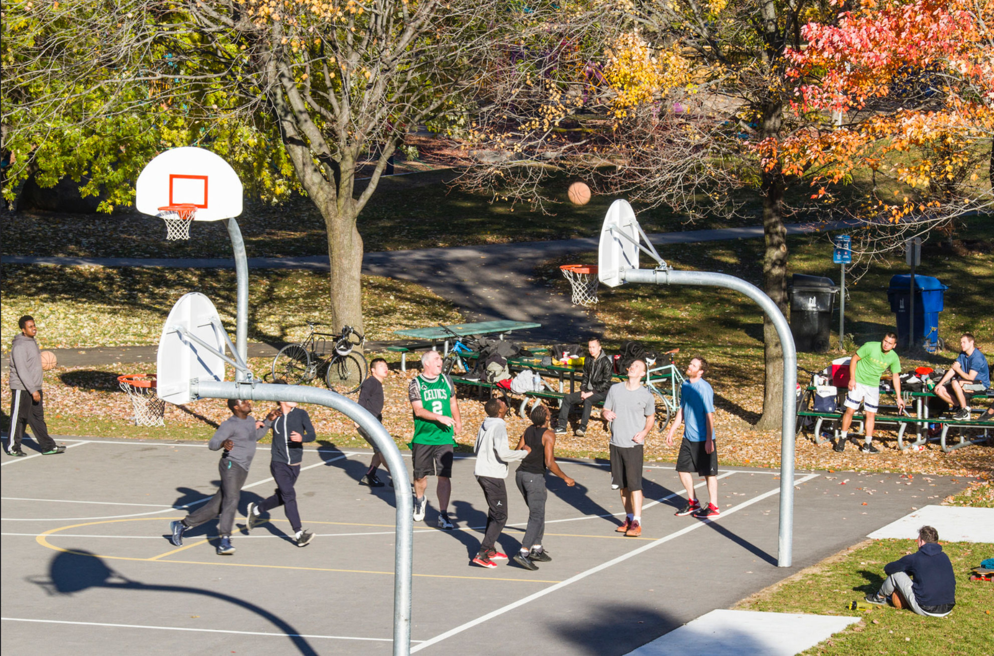 The Top 10 Basketball Courts To Play Pick Up In Toronto