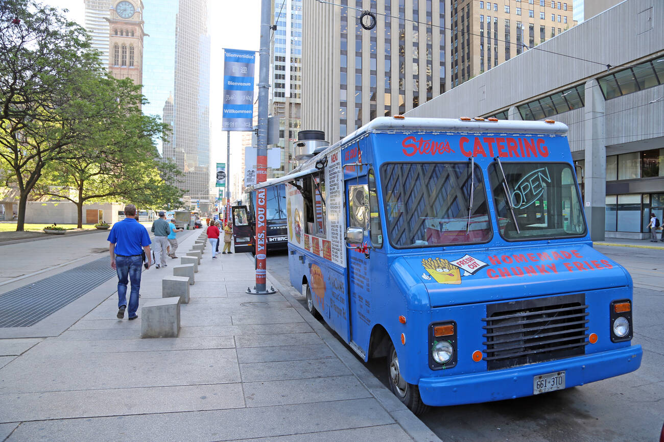 City Of Toronto Food Truck Permits