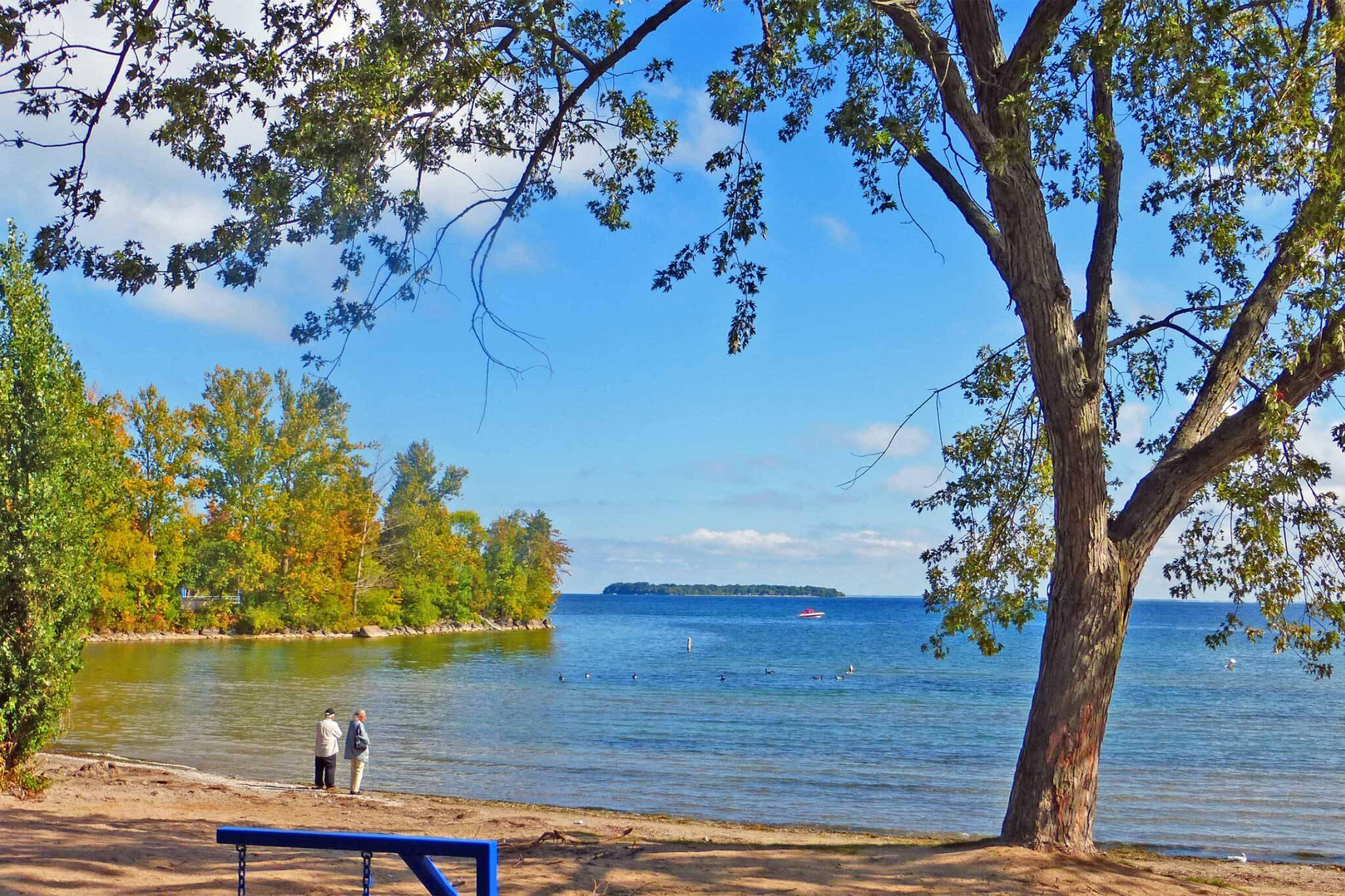 beaches near toronto