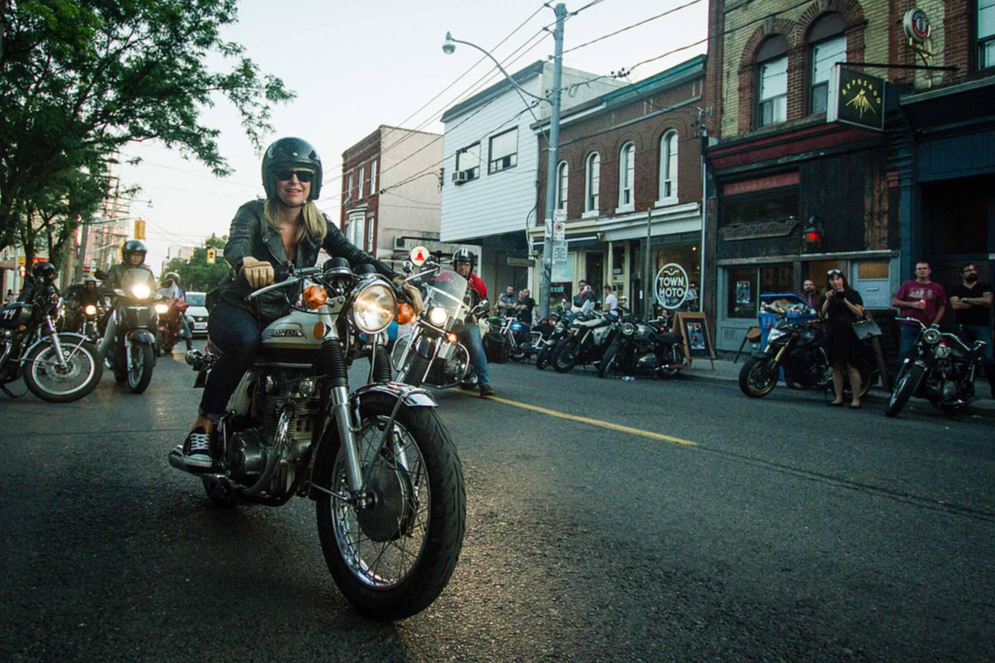 toronto motorcycle