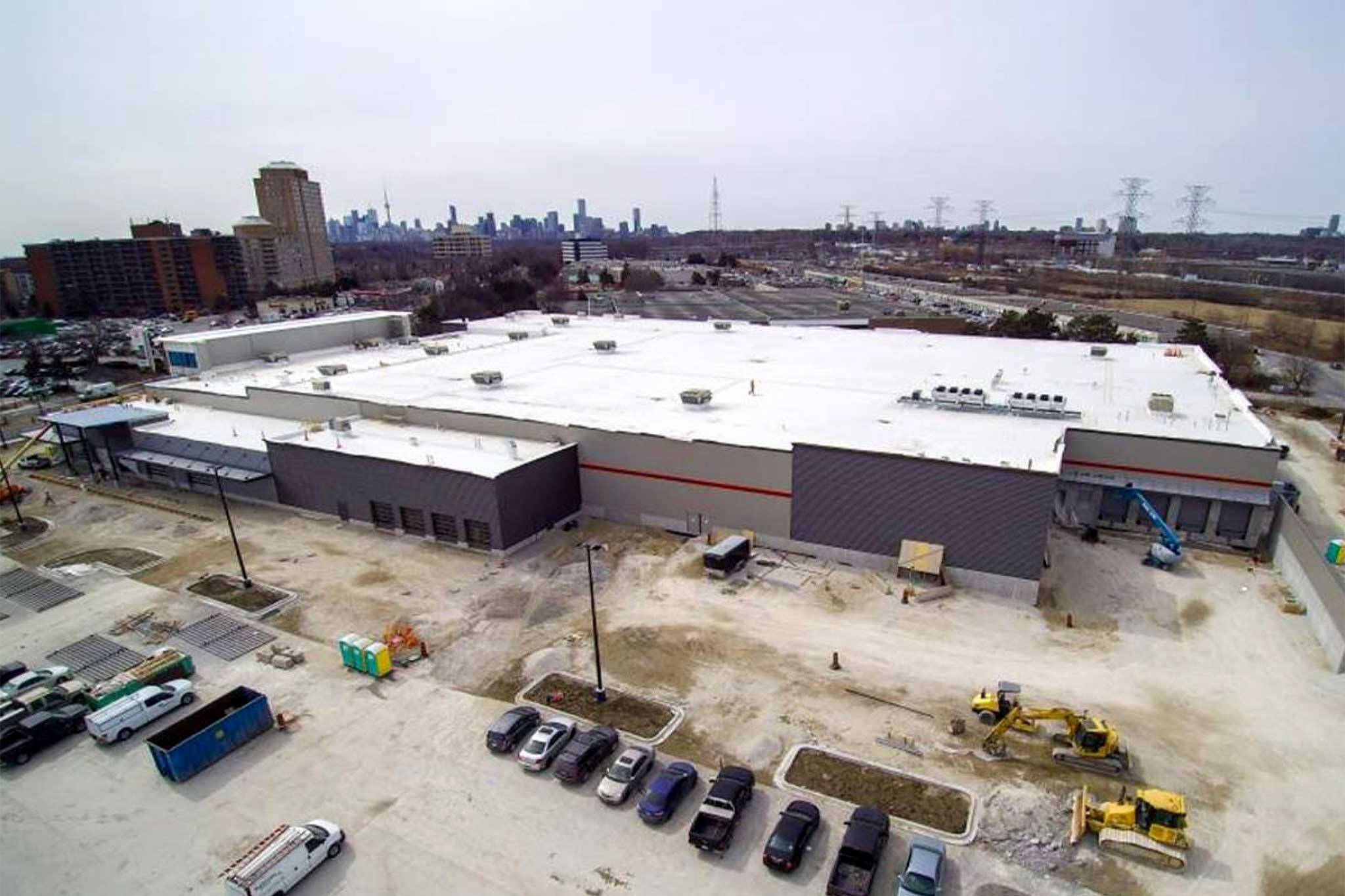 Costco thorncliffe