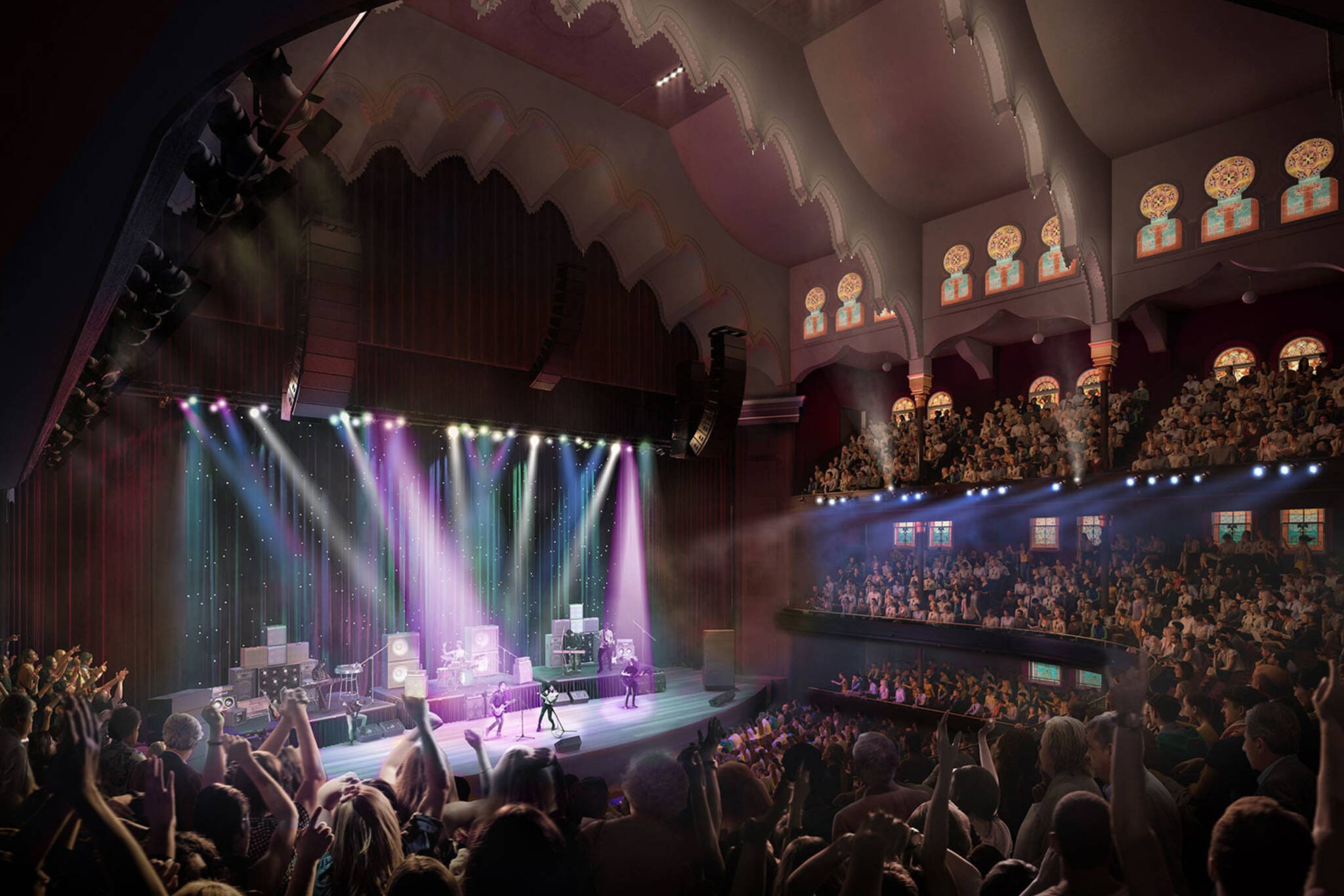 massey hall renovation toronto
