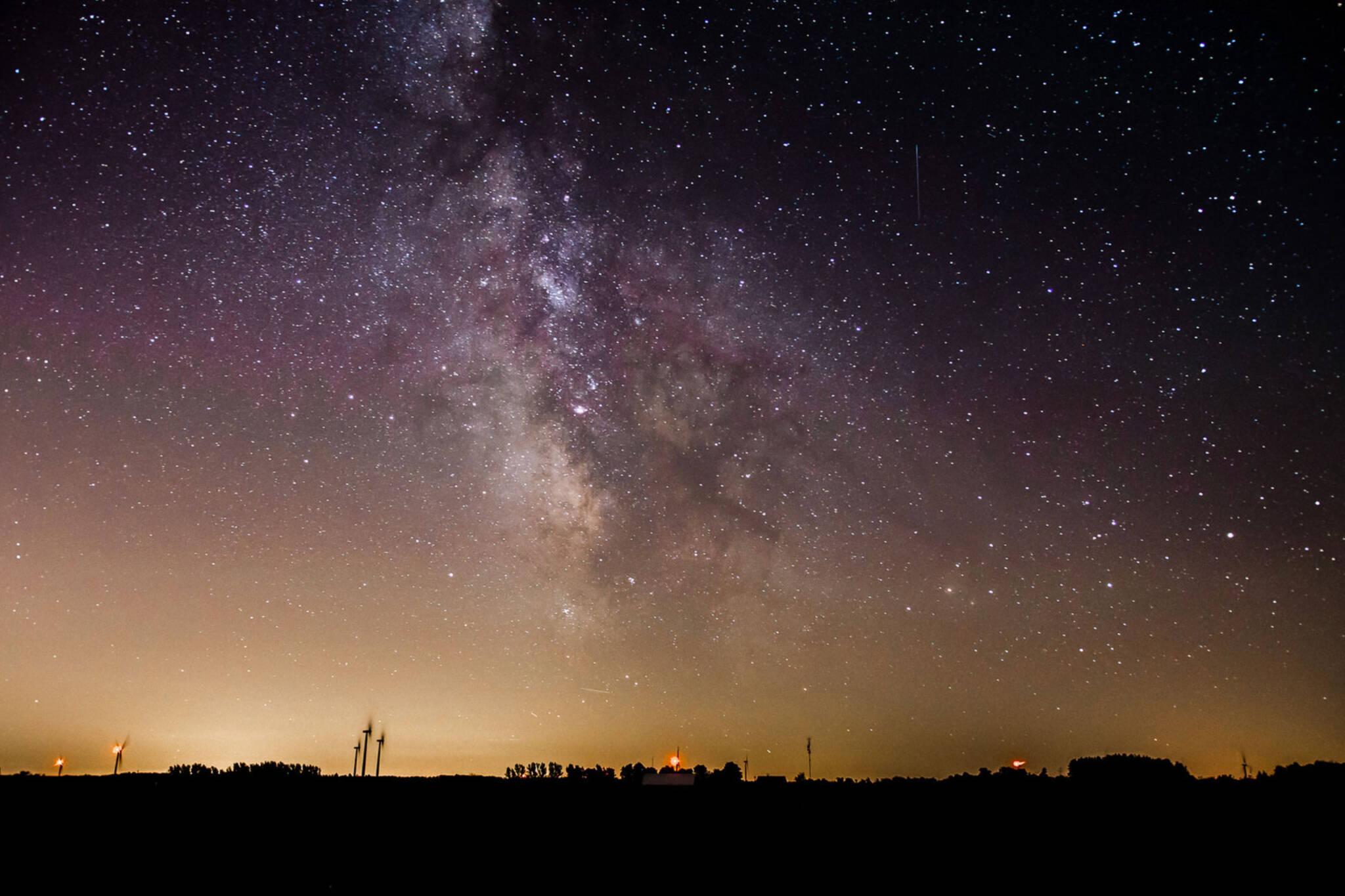 Perseid Meteor Shower august 2018