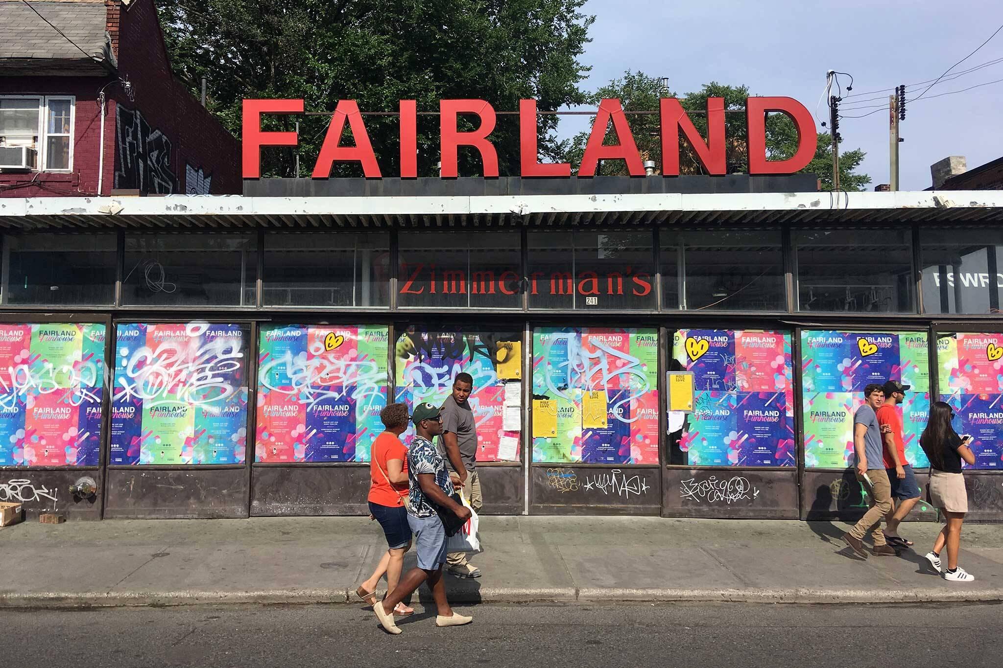 fairland funhouse toronto