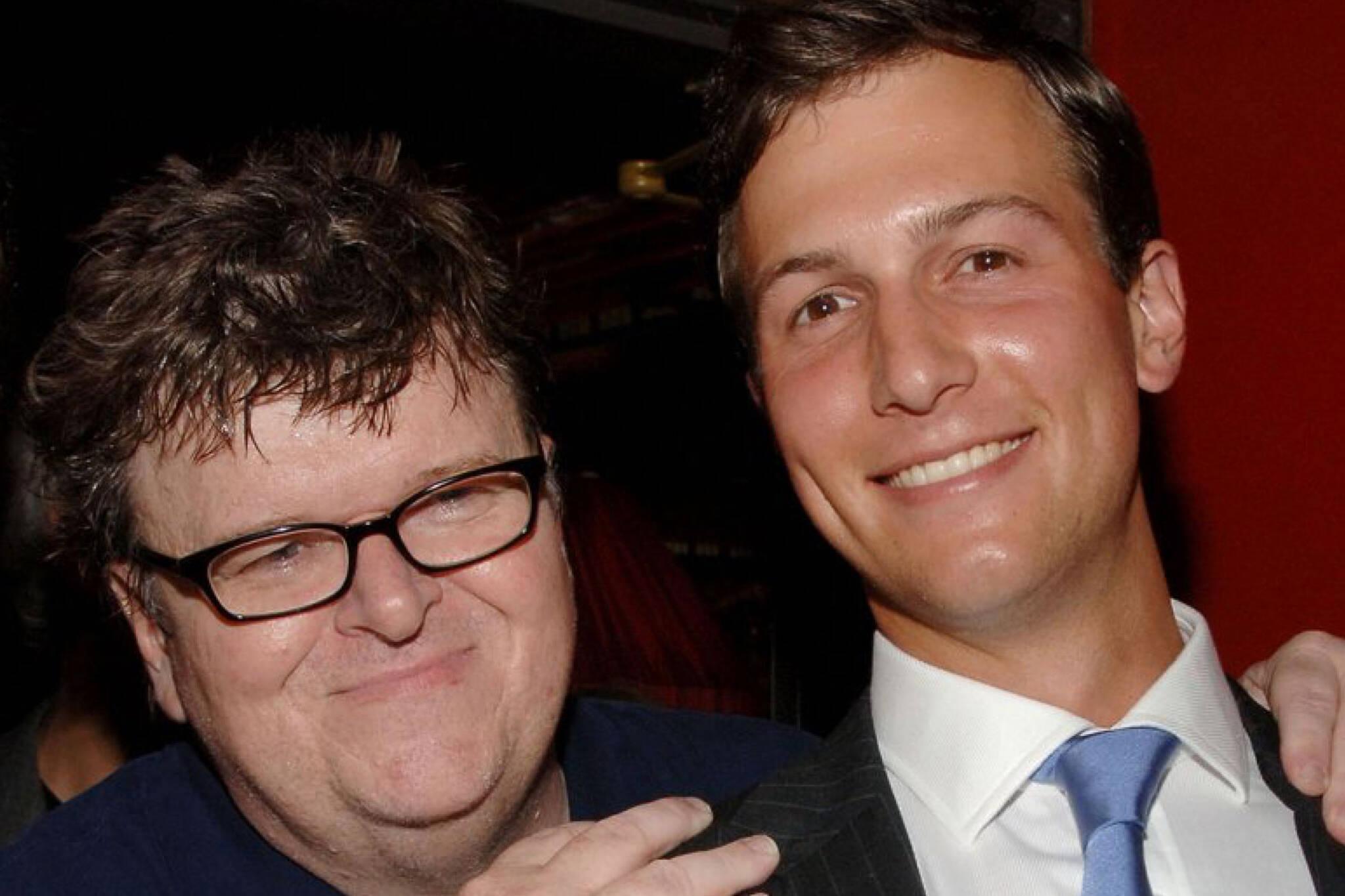 Michael Moore Fahrenheit 11 9