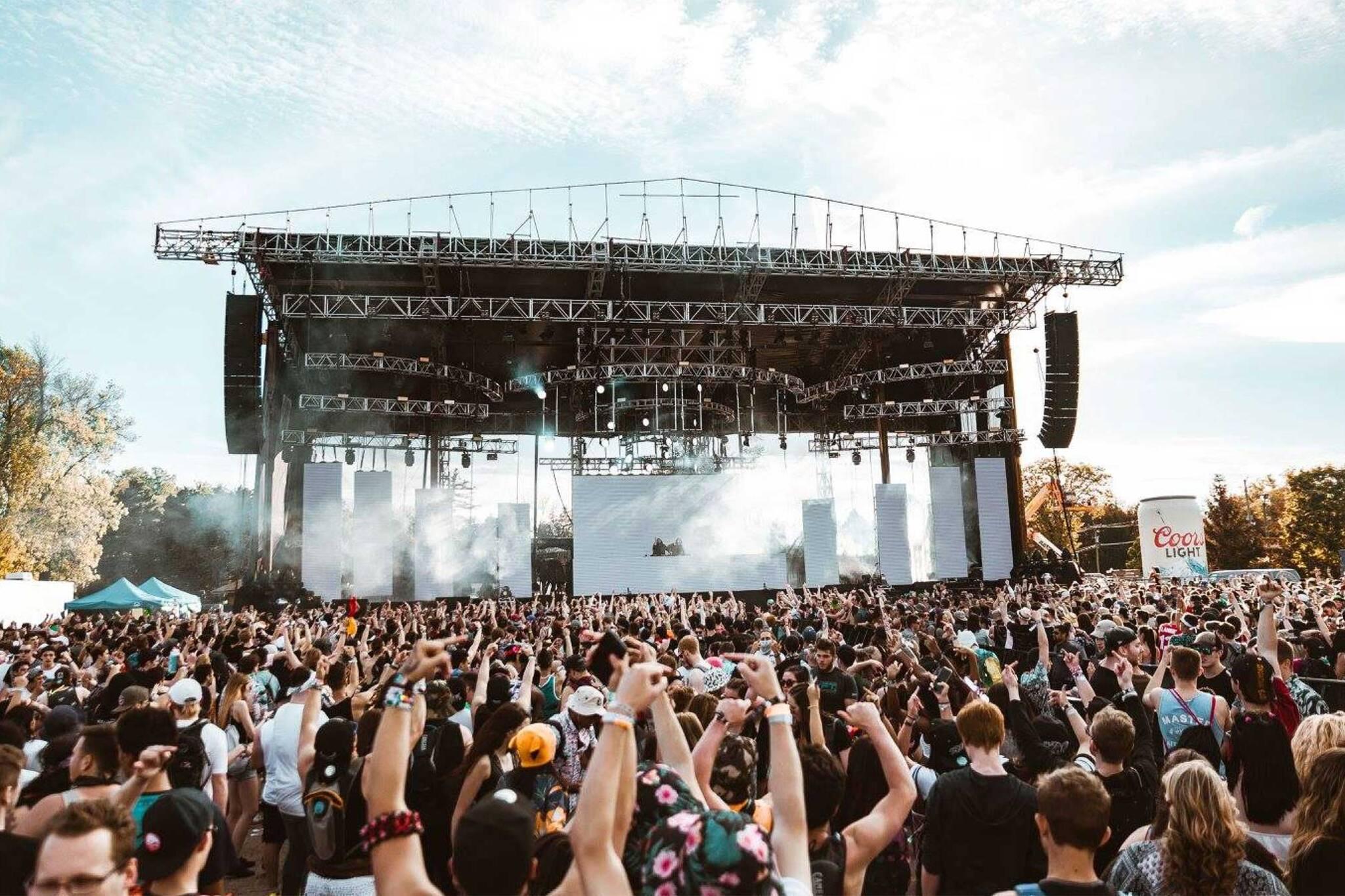 Ontario music festivals 2018