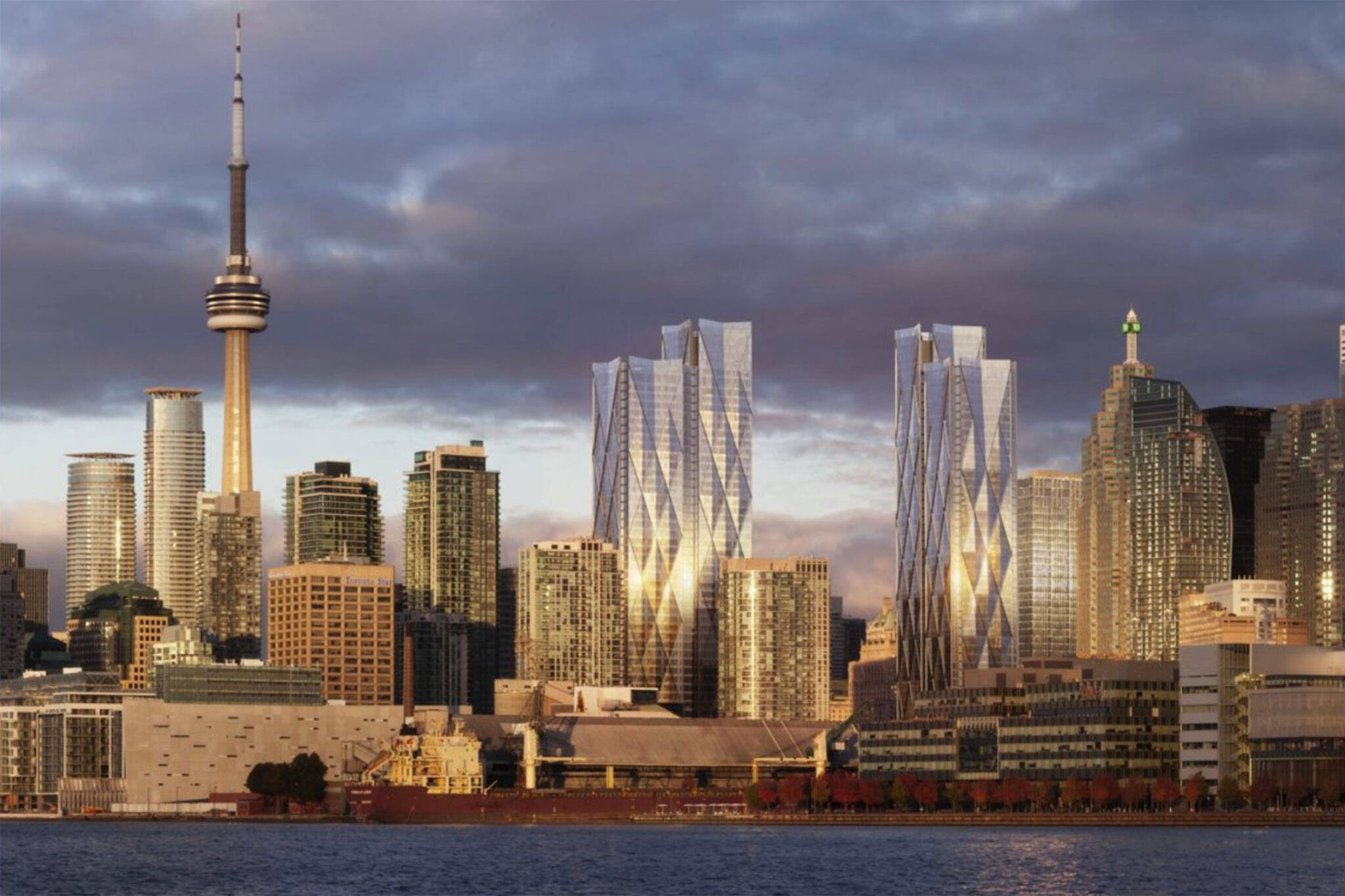 microsoft is opening a huge office in downtown toronto. Black Bedroom Furniture Sets. Home Design Ideas
