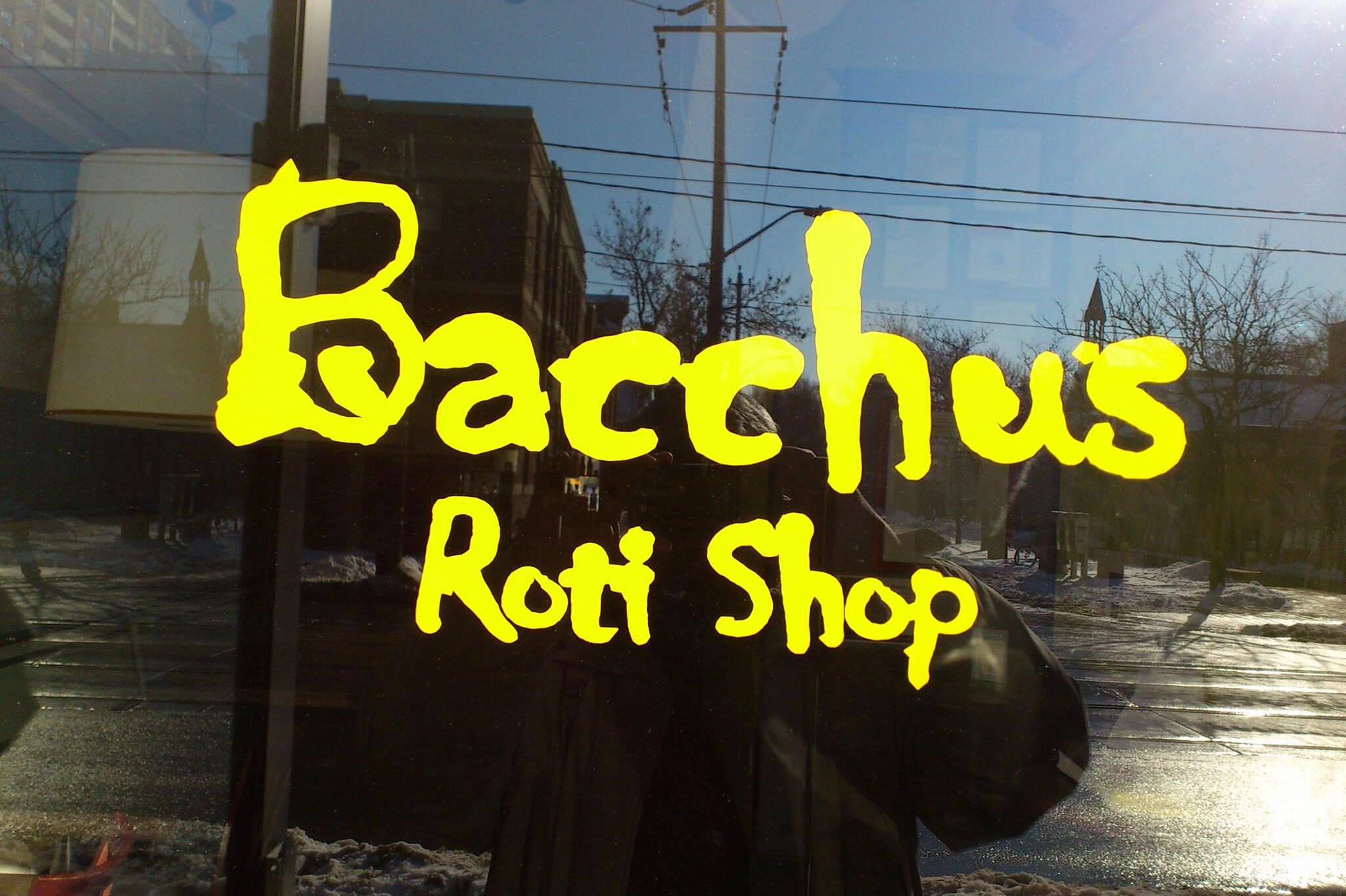 Bacchus Roti