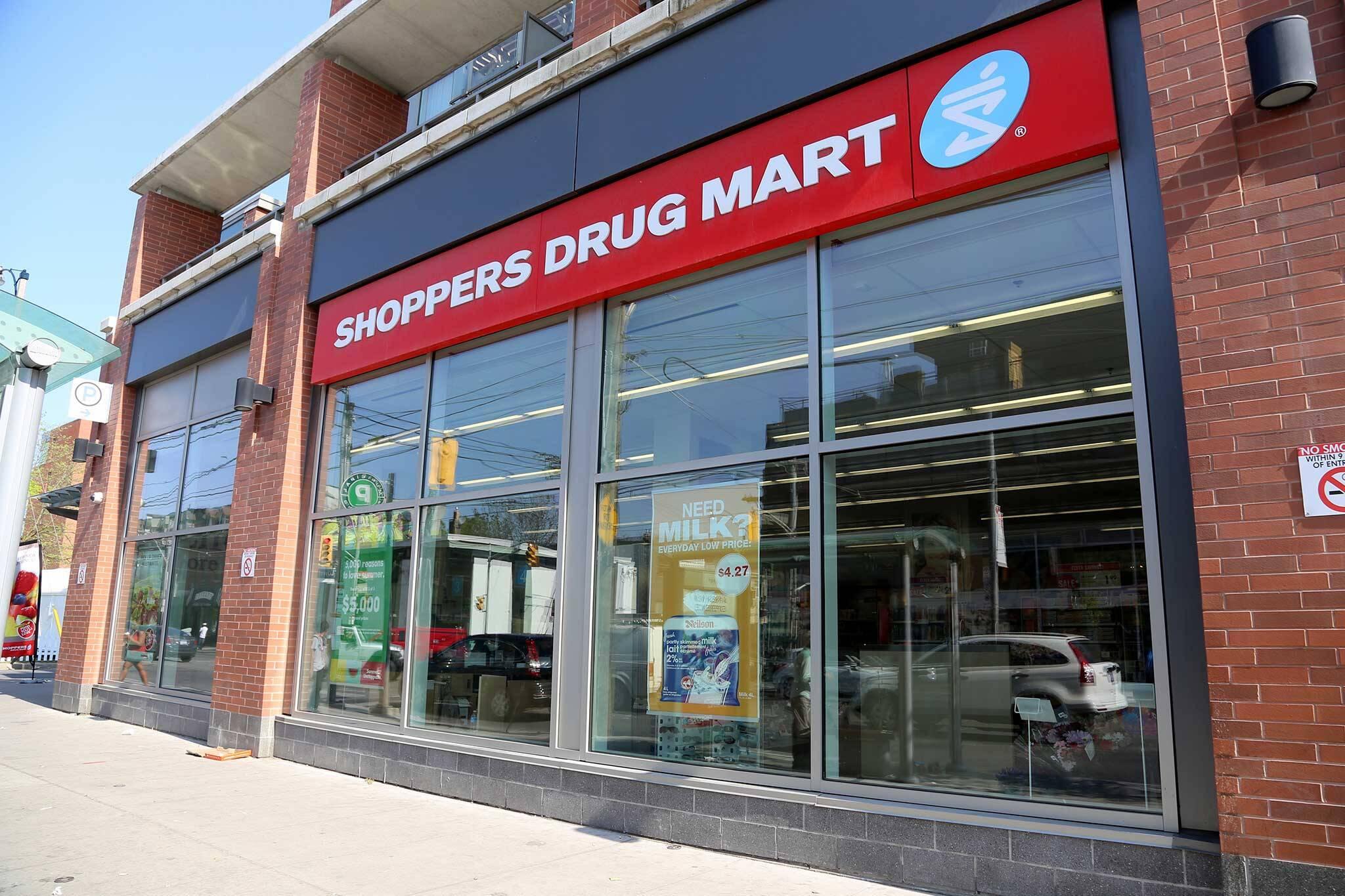 shoppers marijuana