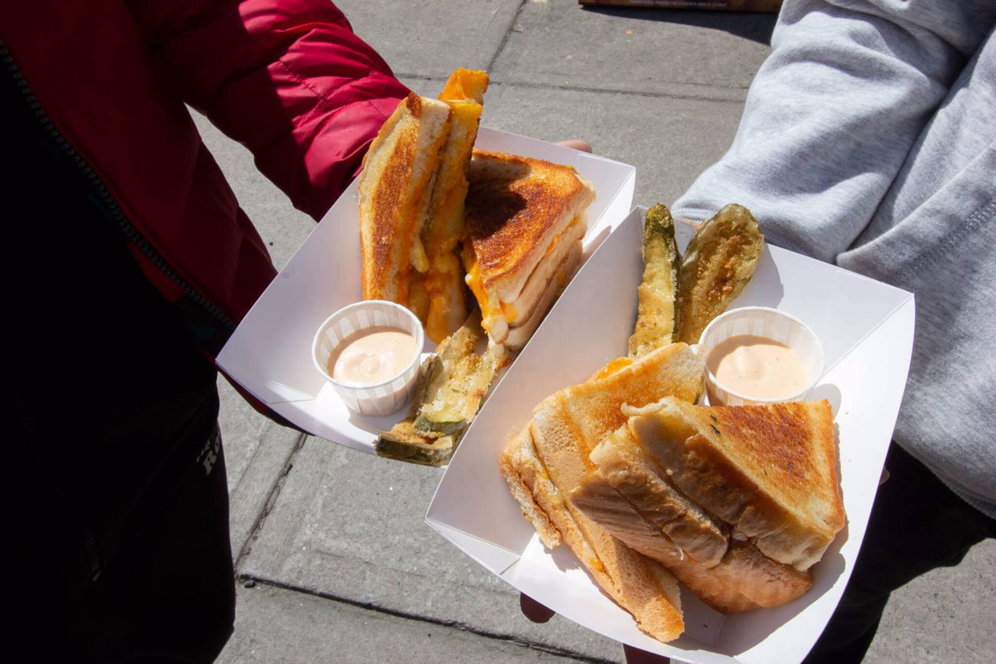 grilled cheese sandwich toronto