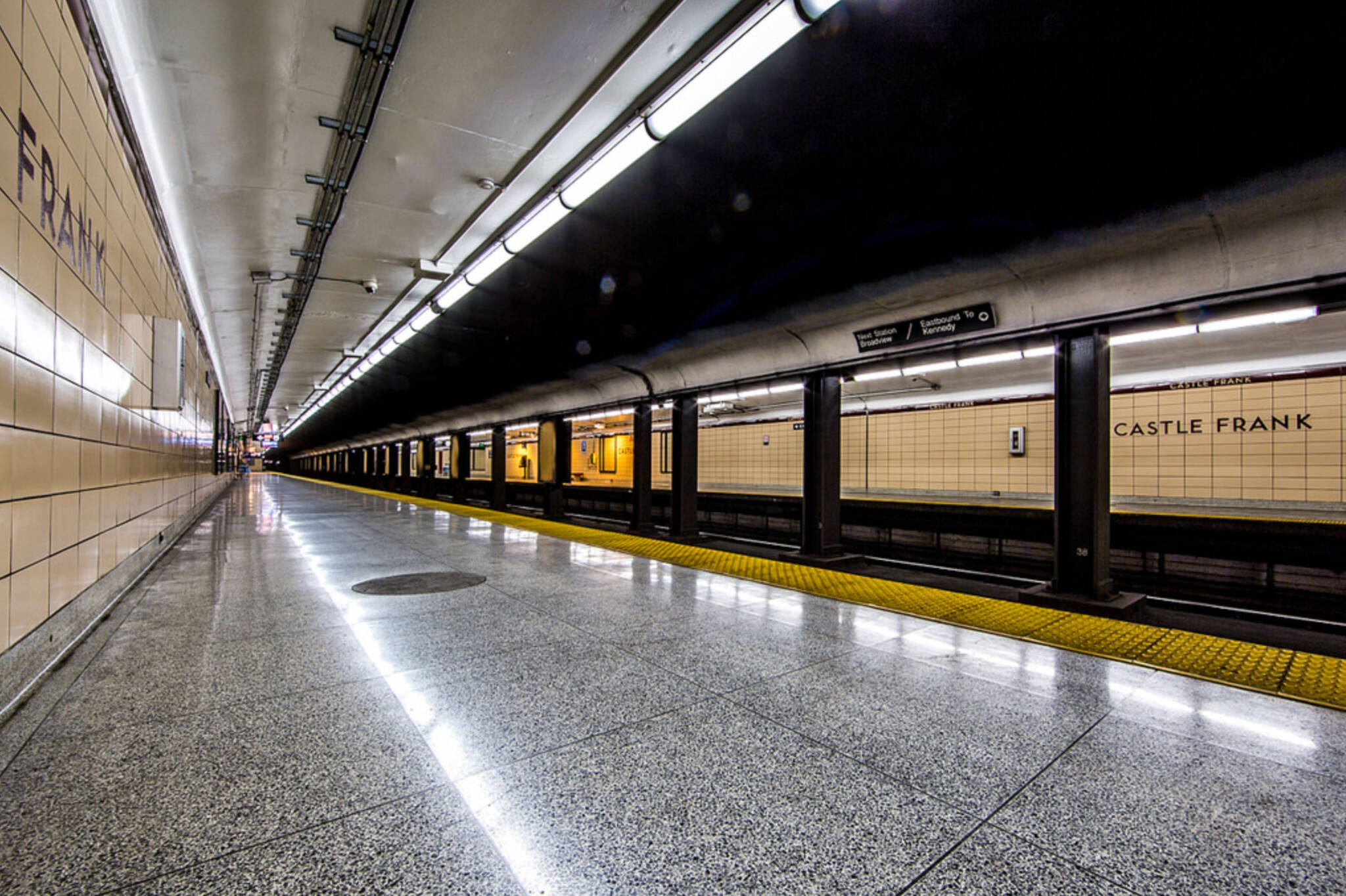 TTC Subway Closure