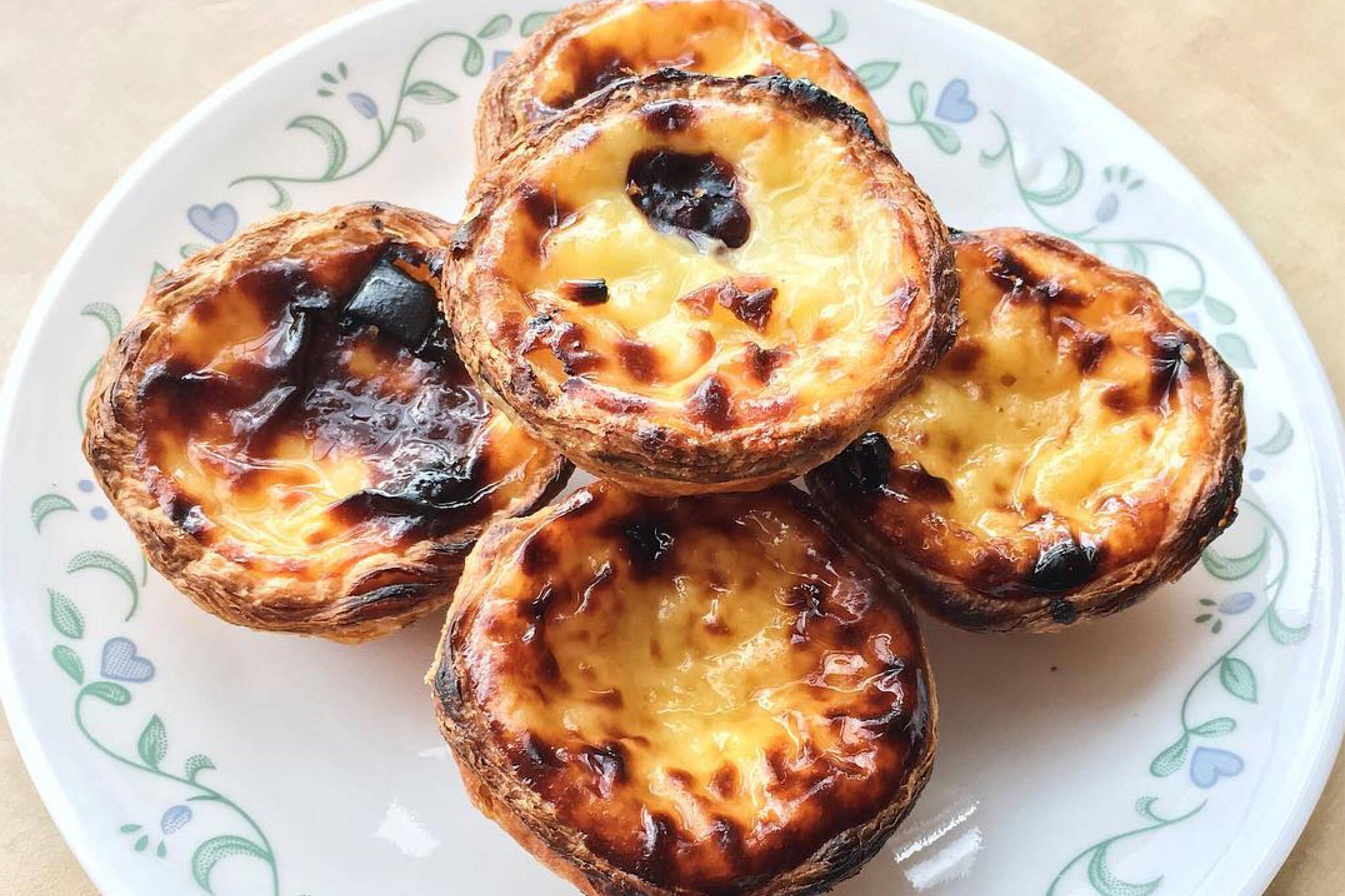 6be1eef86 The Best Portuguese Custard Tarts in Toronto