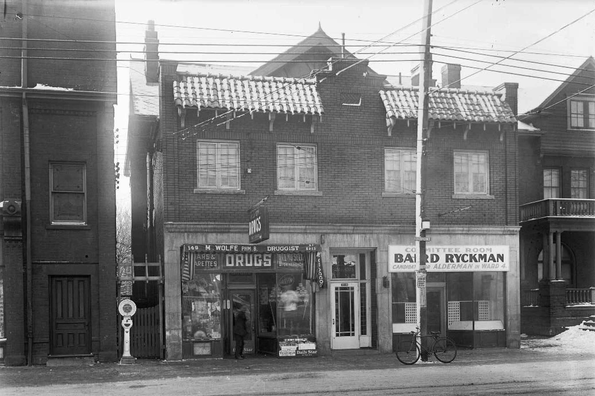 Dupont Street Toronto