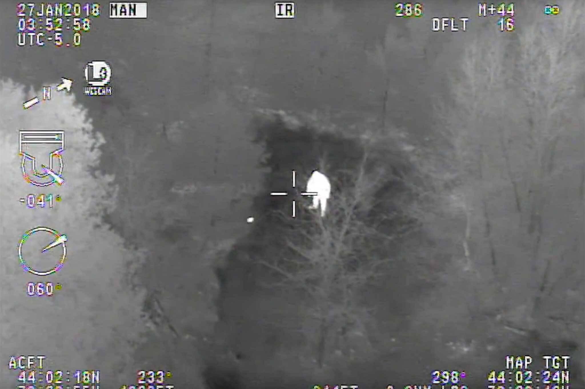 durham regional police helicopter