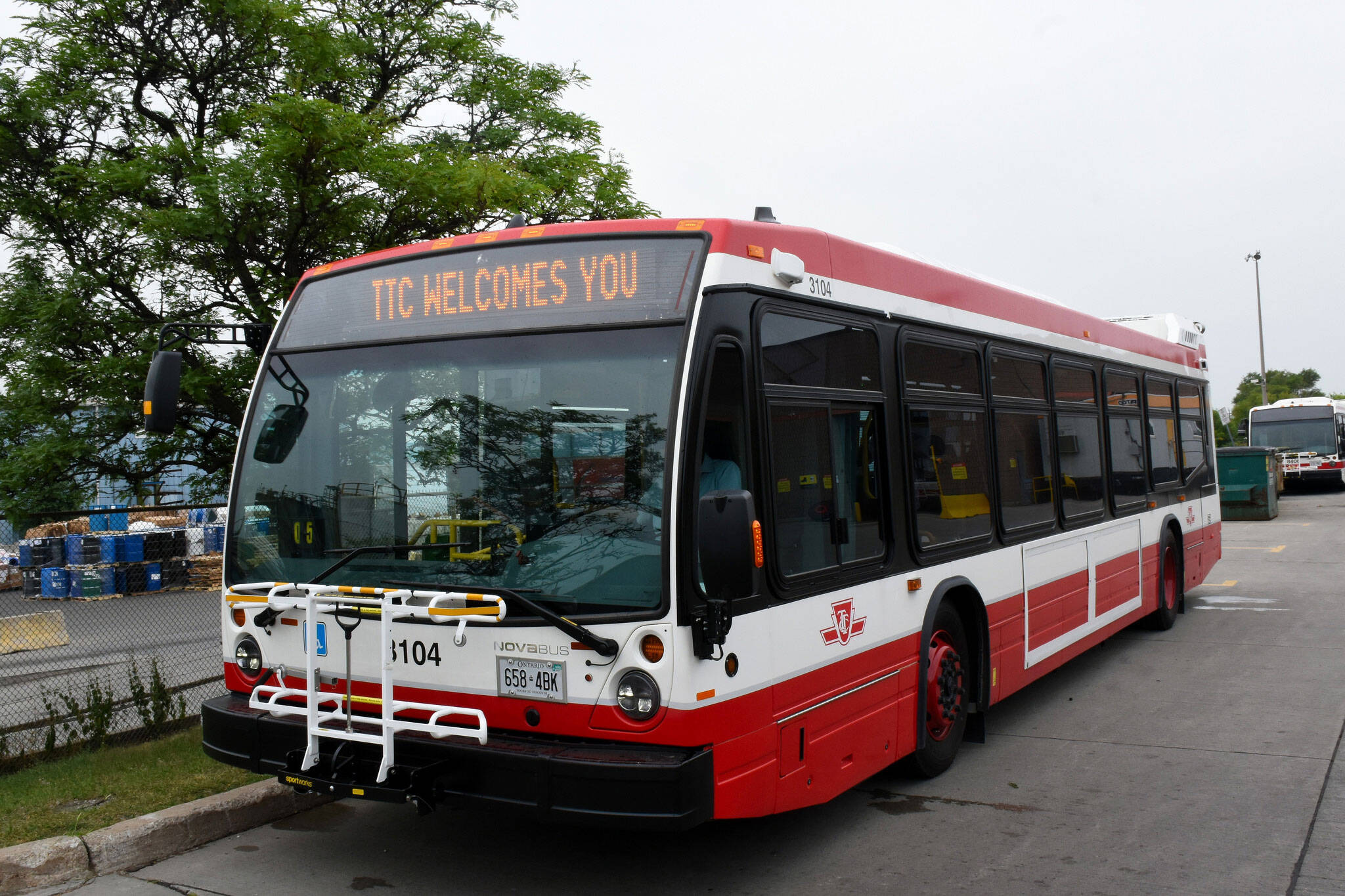ttc usb bus