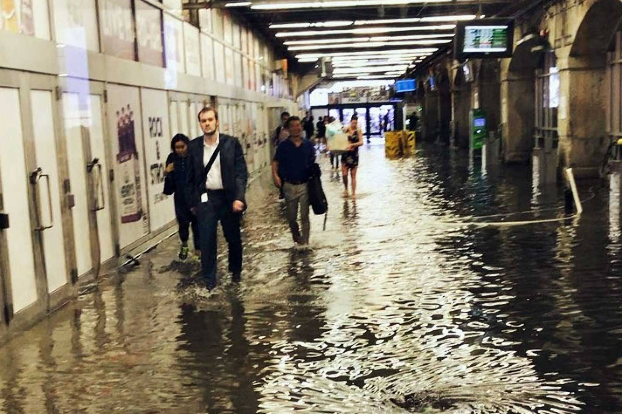 flooding toronto