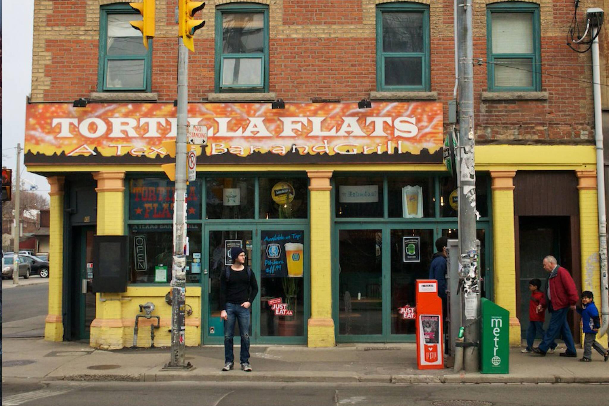 Tortila Flats Toronto