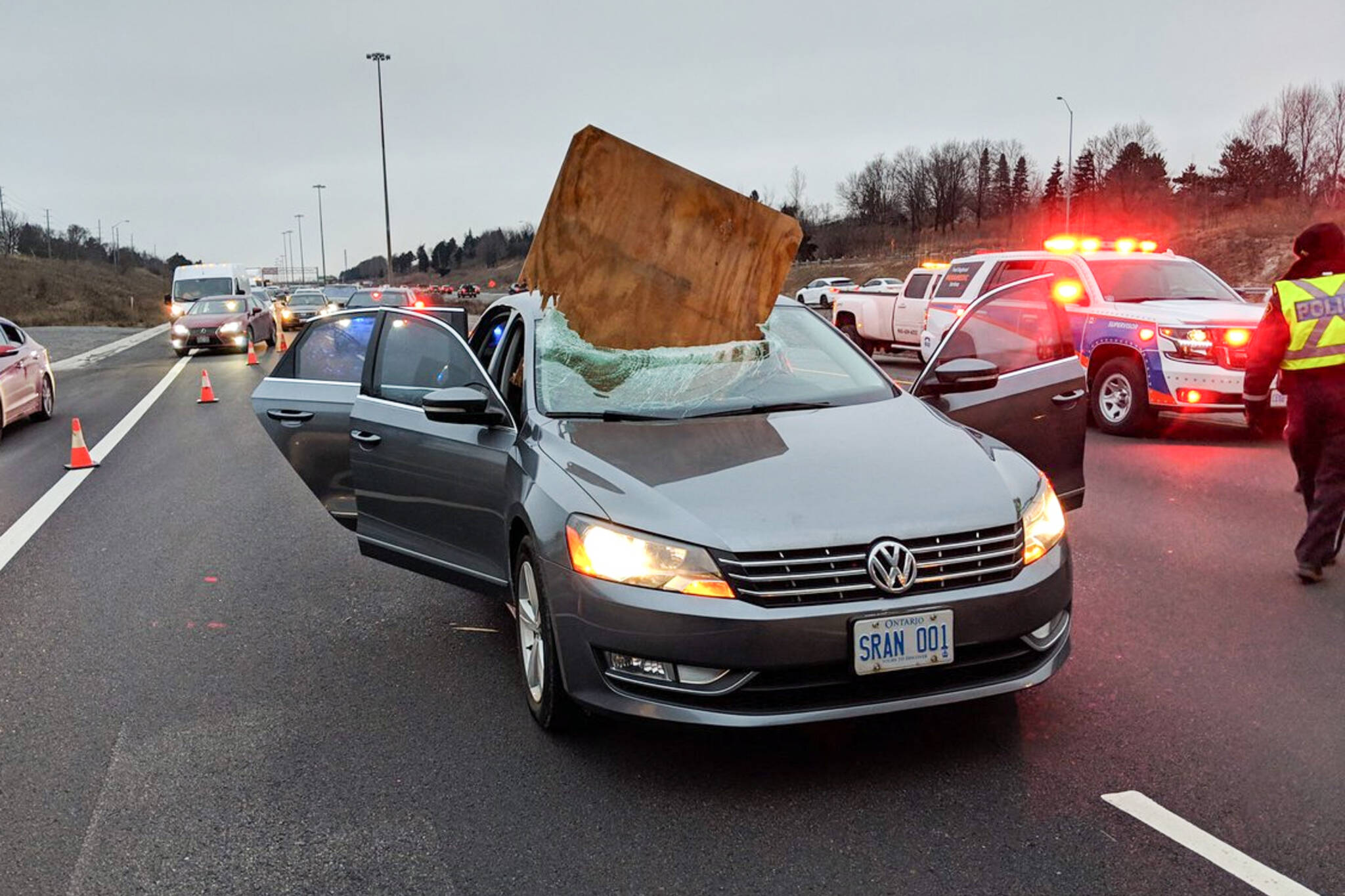 plywood car smash 410