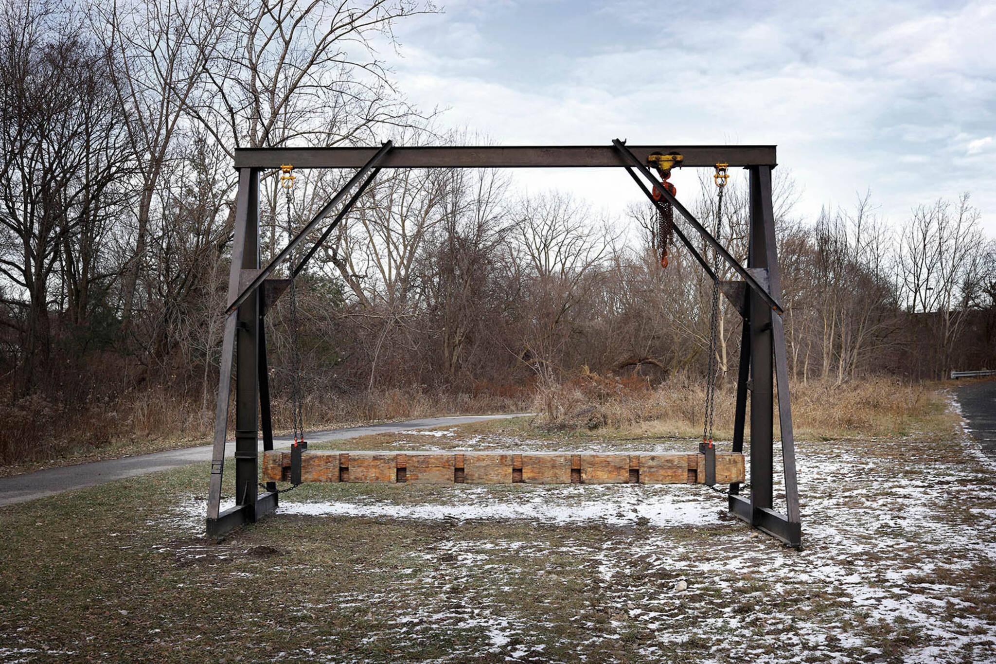 giant swing toronto