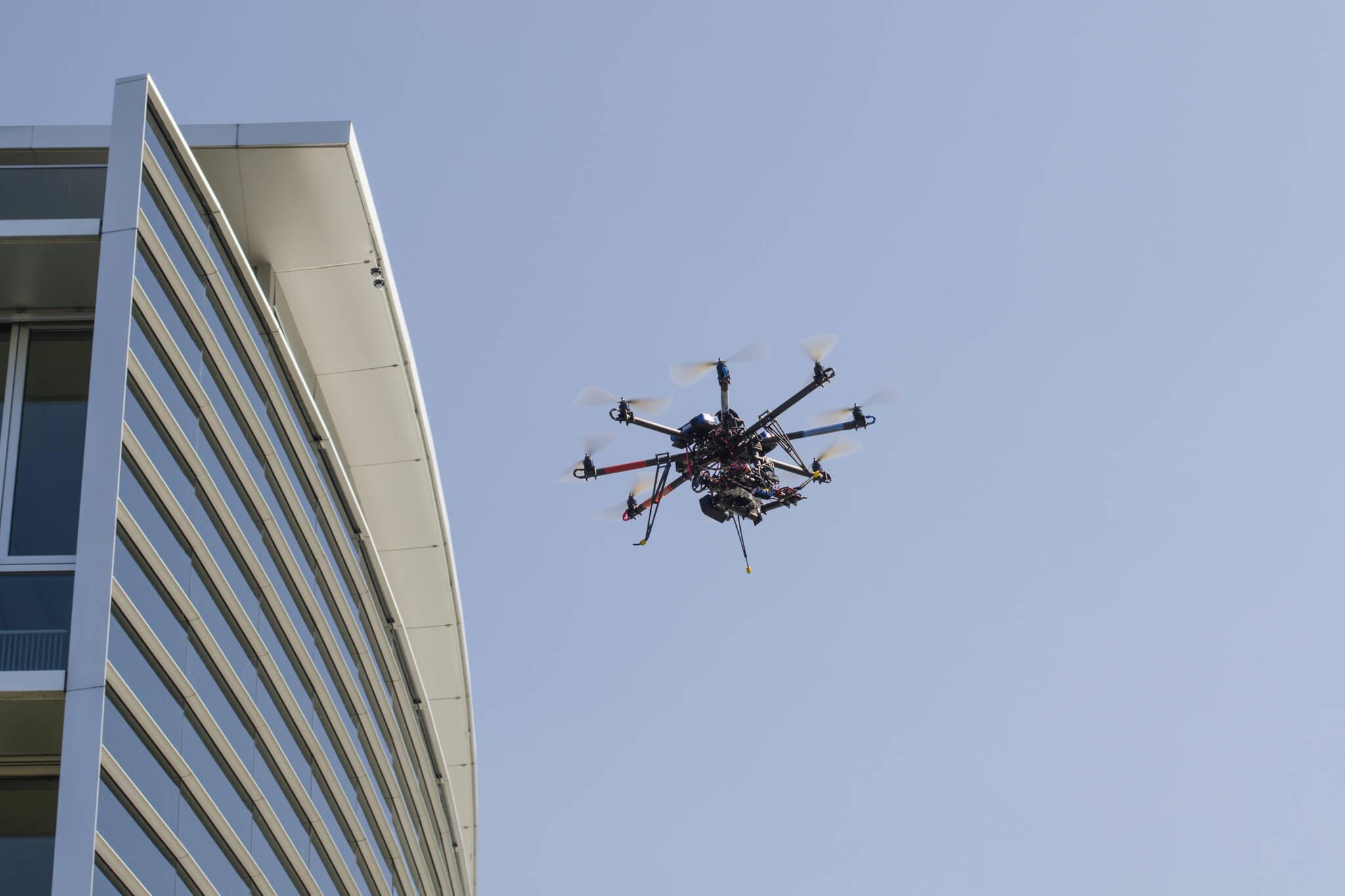 drones canada