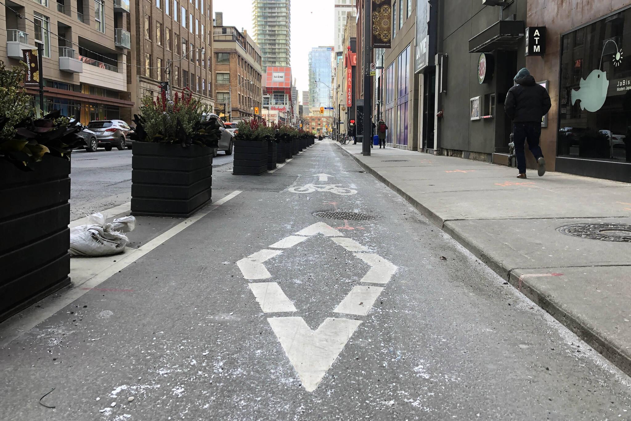 richmond adelaide bike lanes