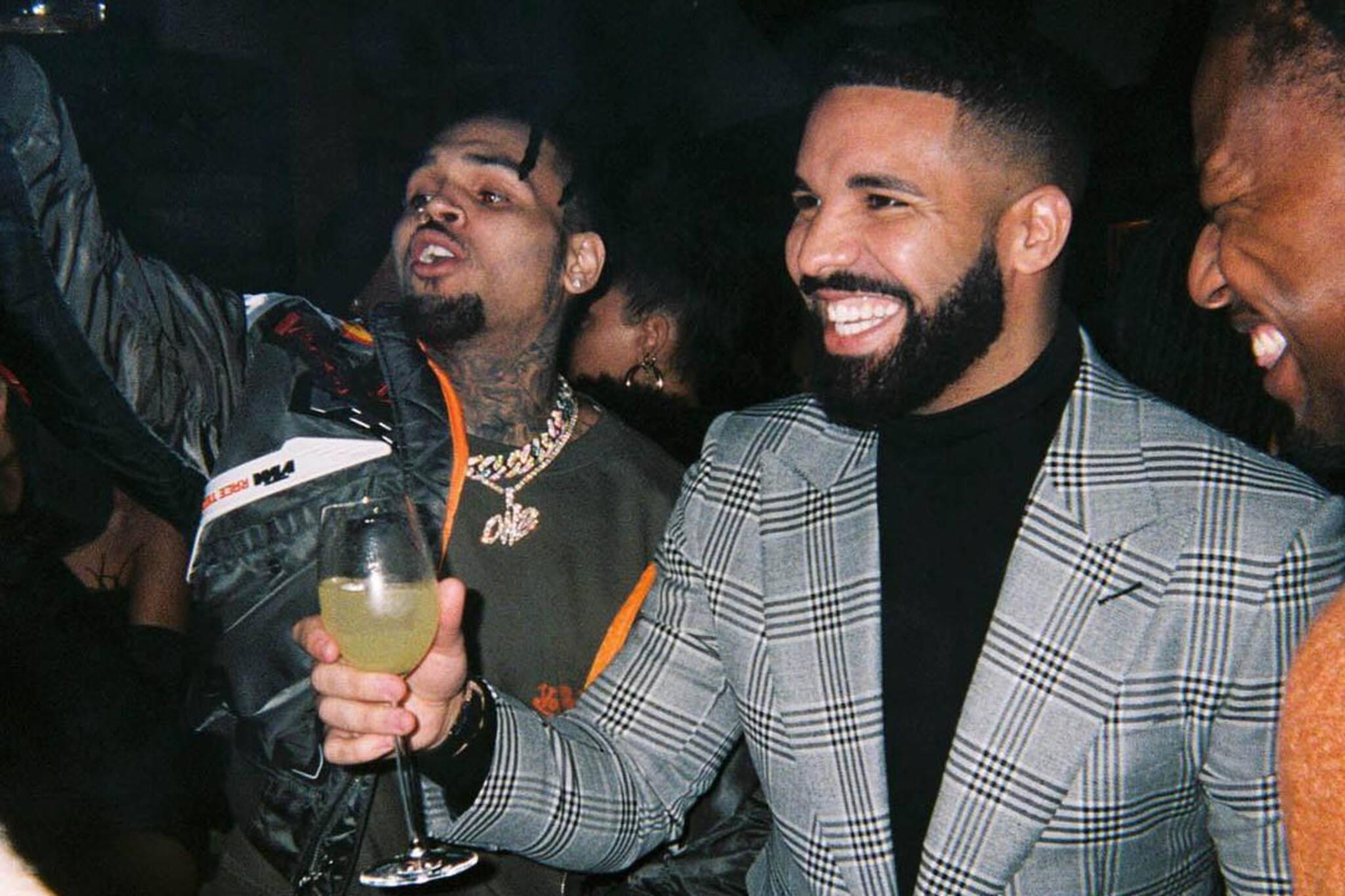 drake champagne mod selection