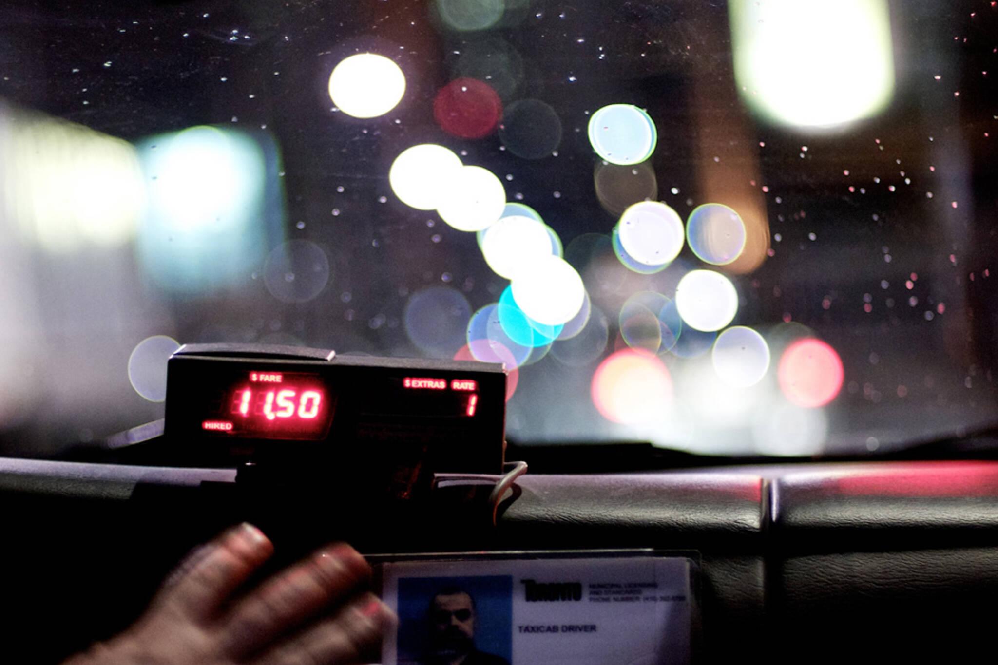 toronto taxi scam