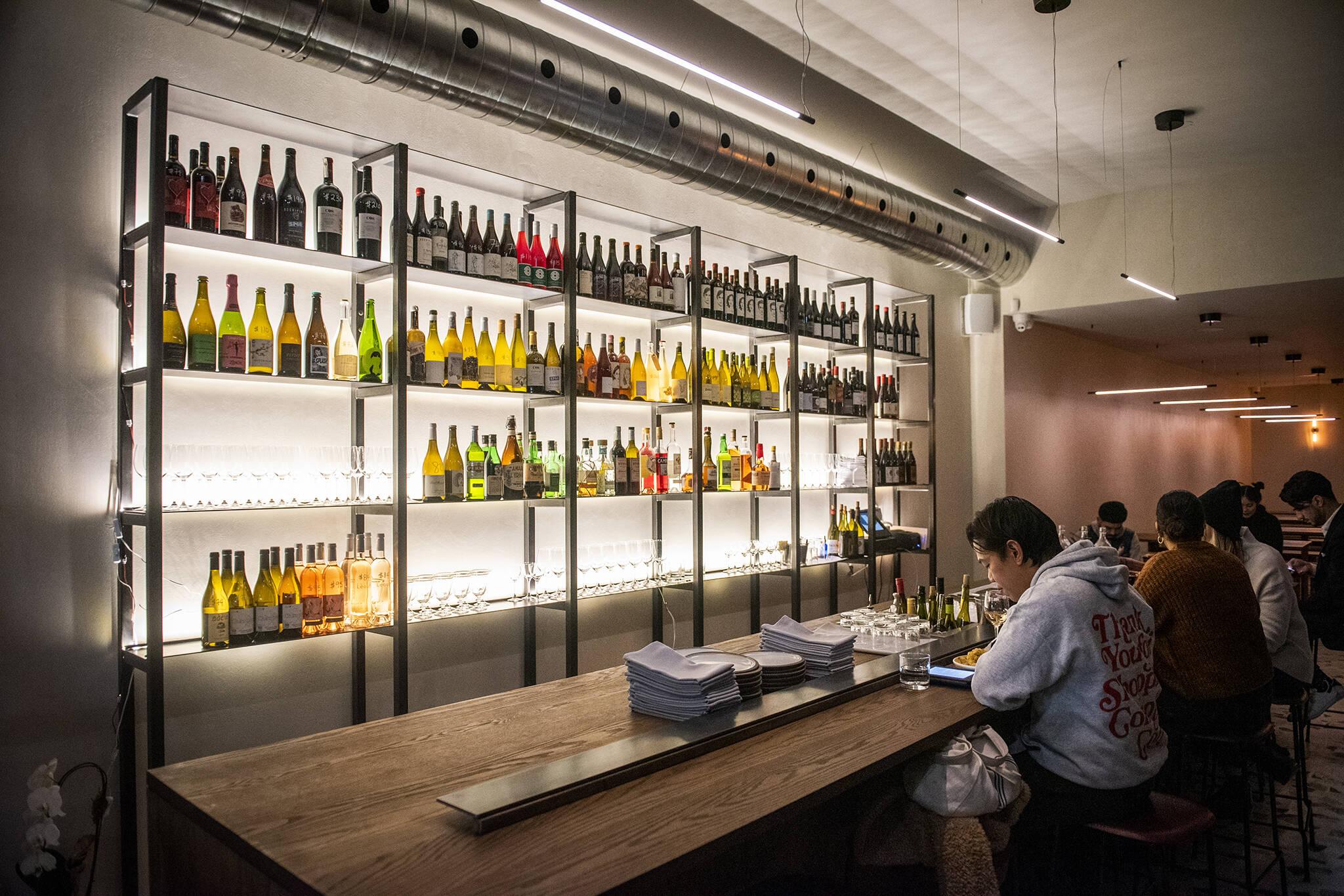 wine bars toronto