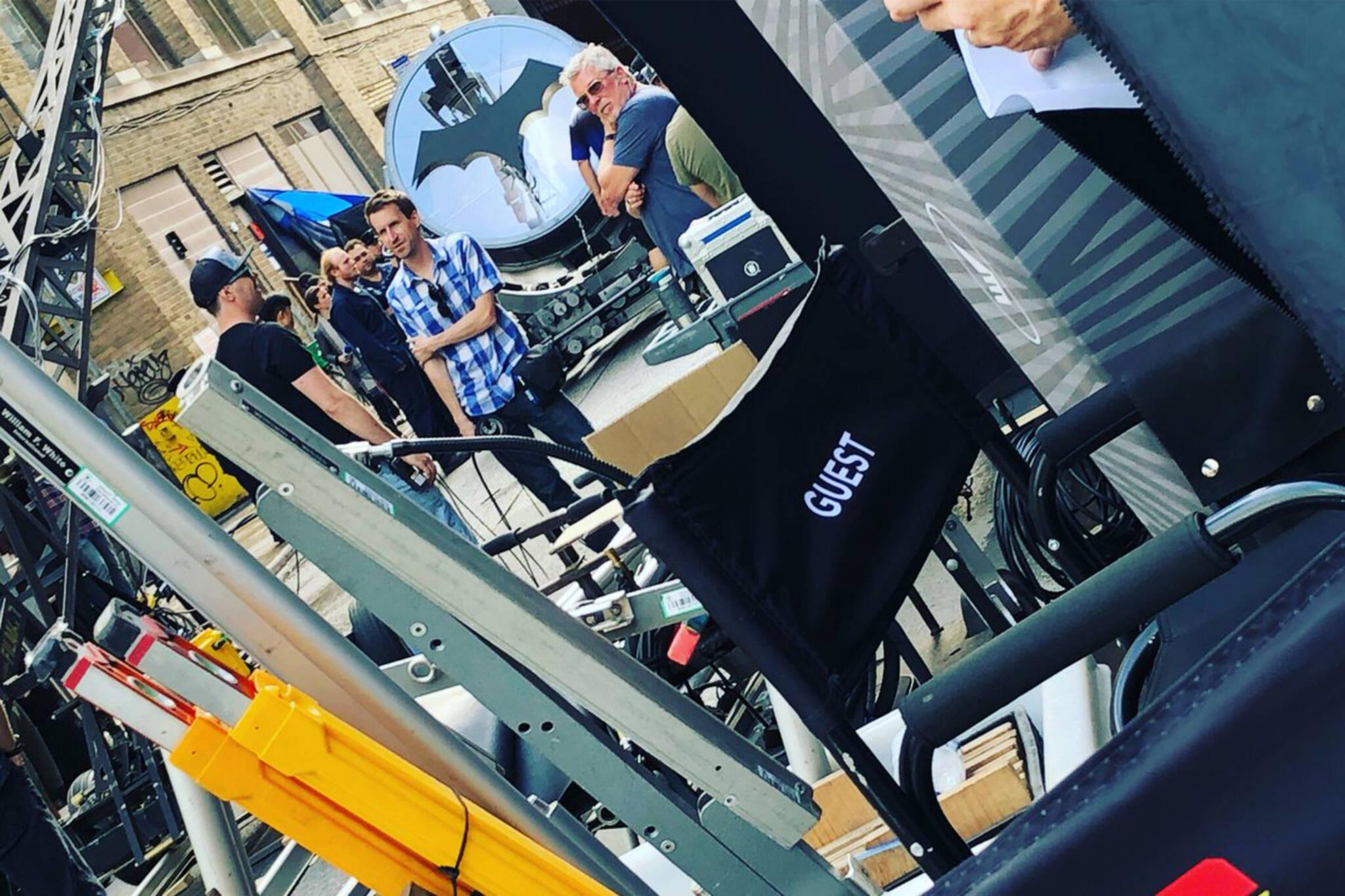 titans filming toronto
