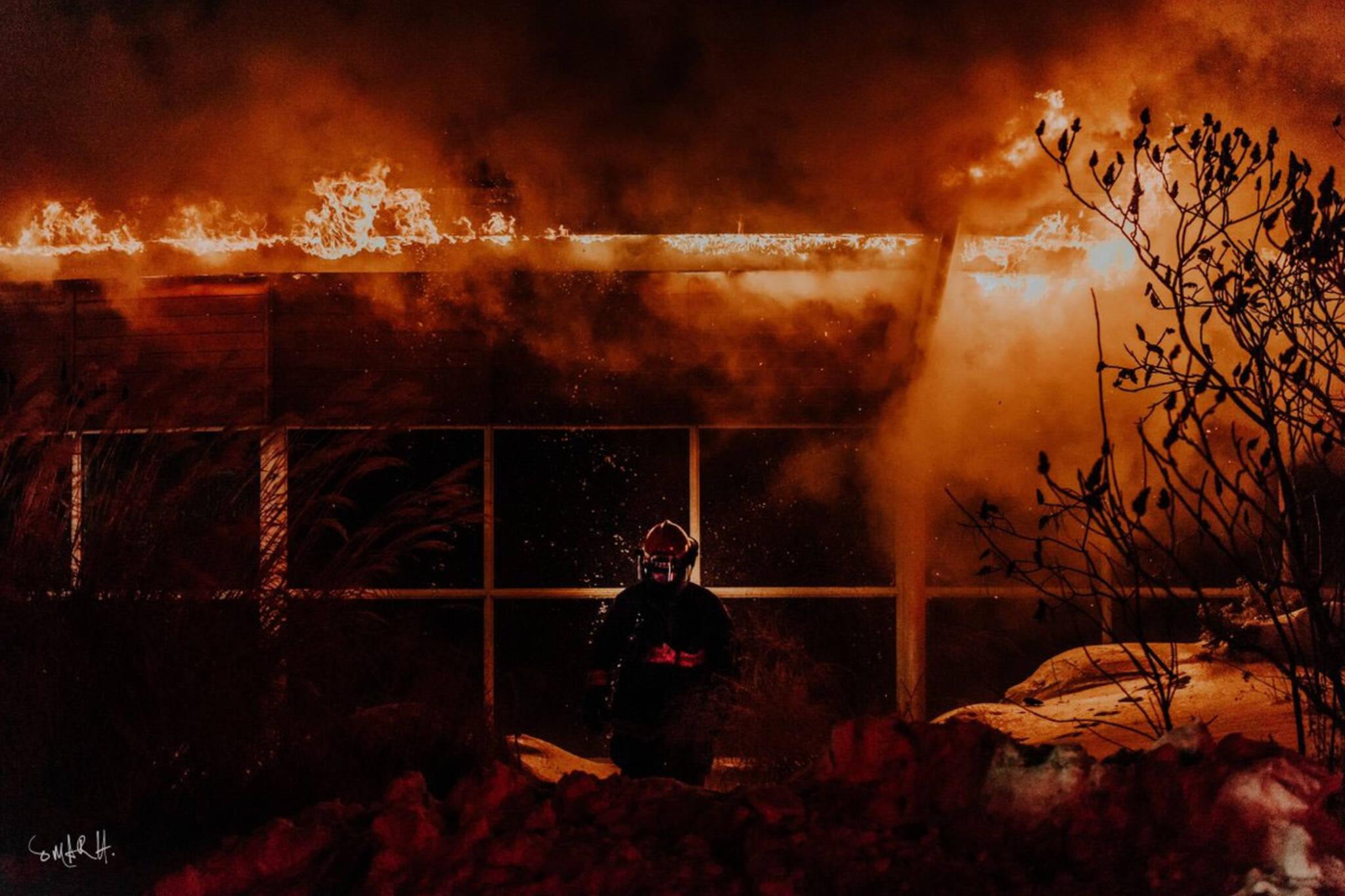 agincourt rec centre fire