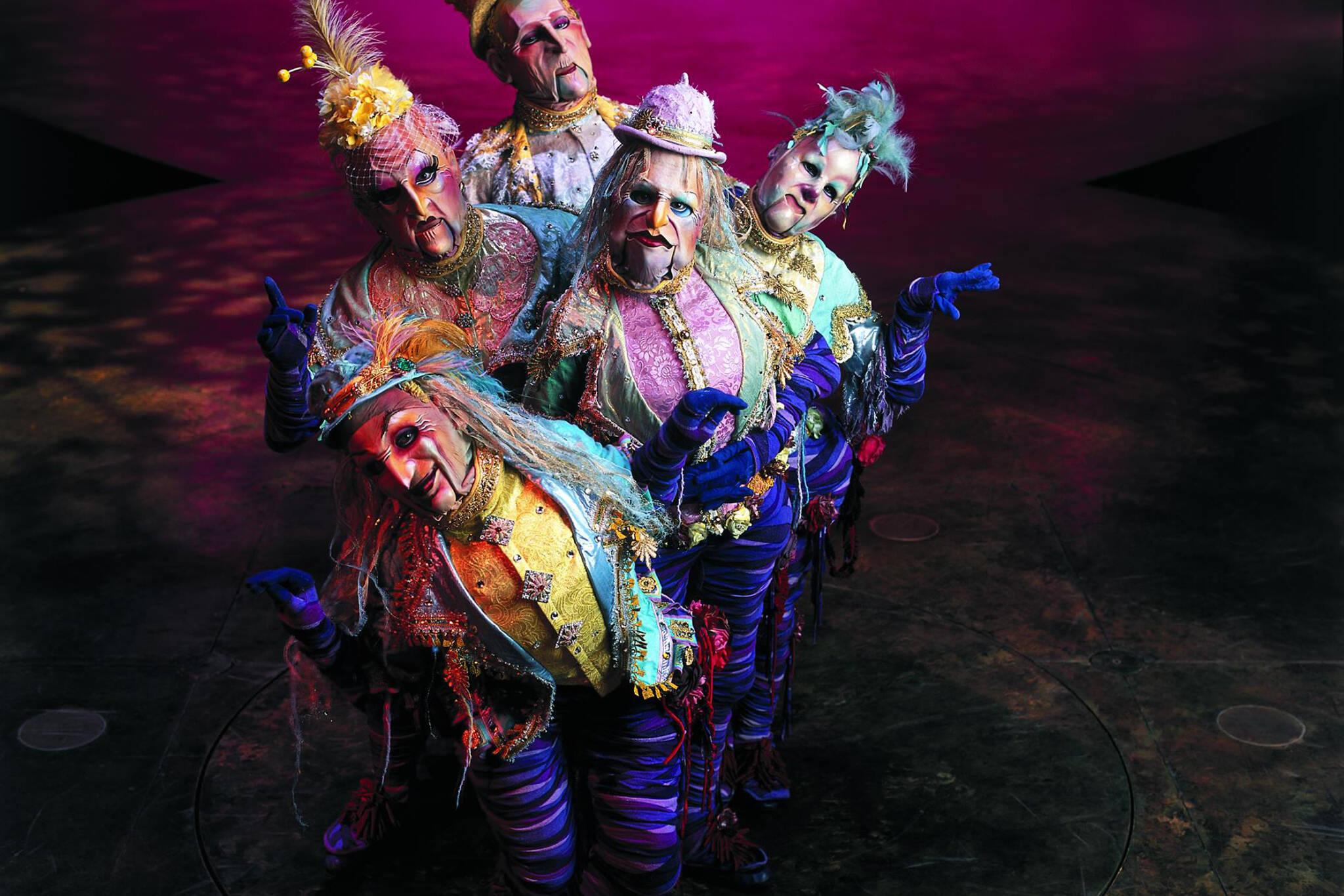 alegria cirque du soleil toronto