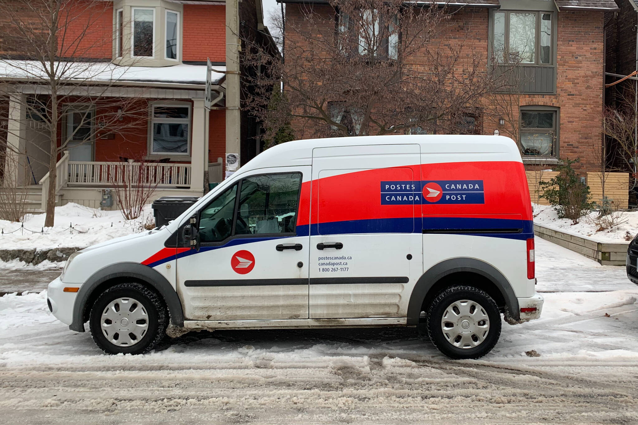 Canada Post suspension