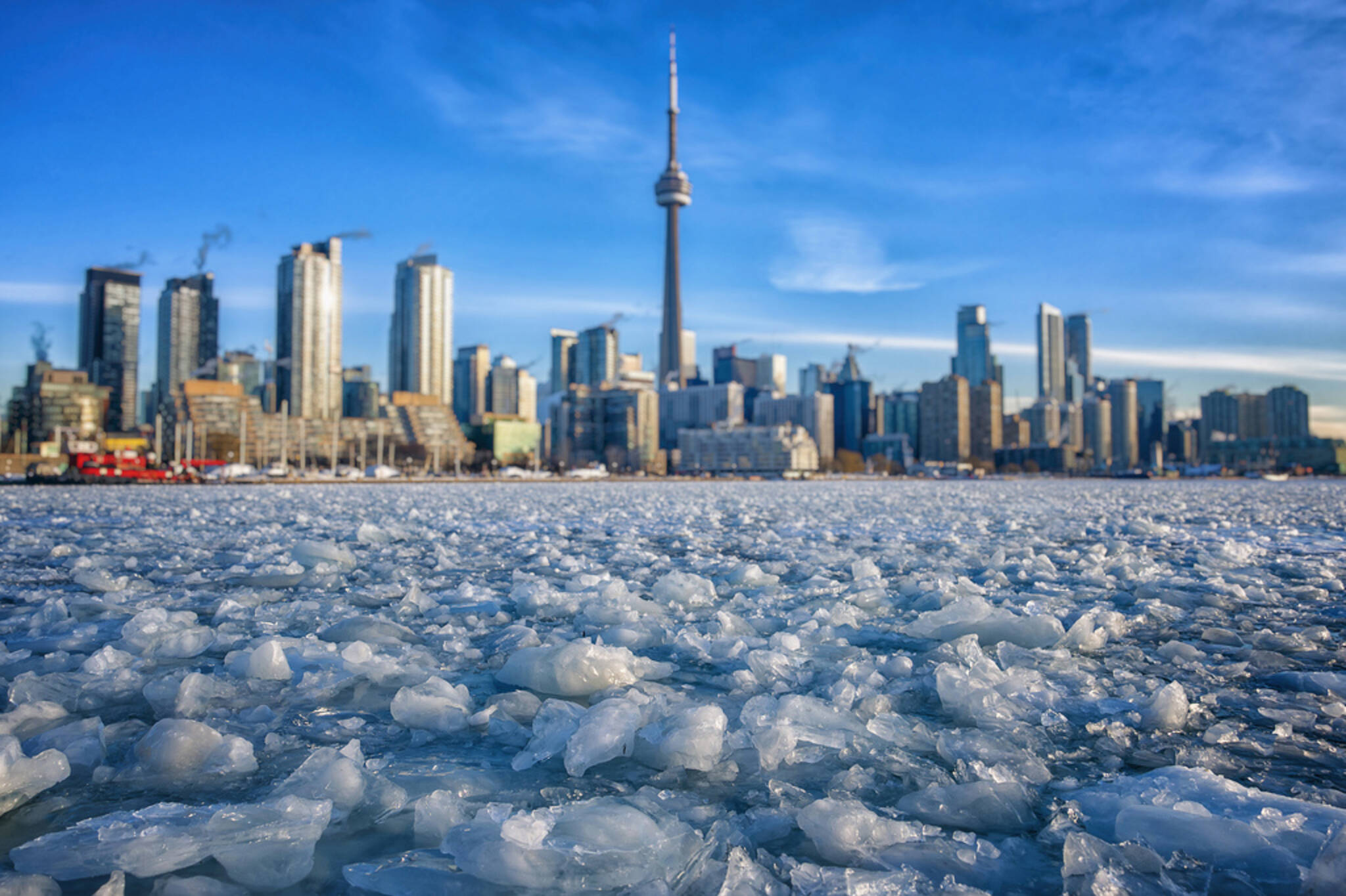toronto weather ice