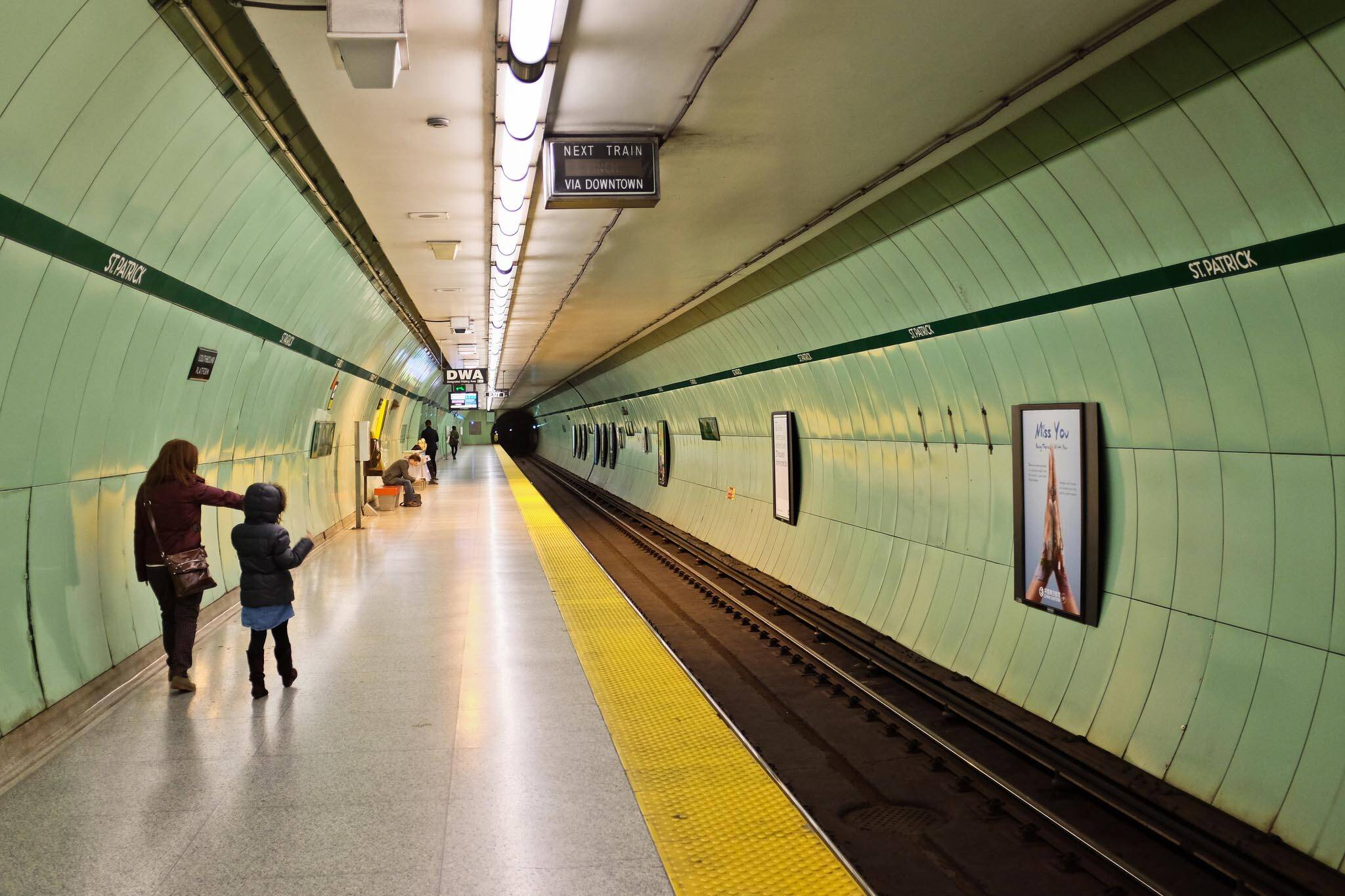 ttc accesible stations
