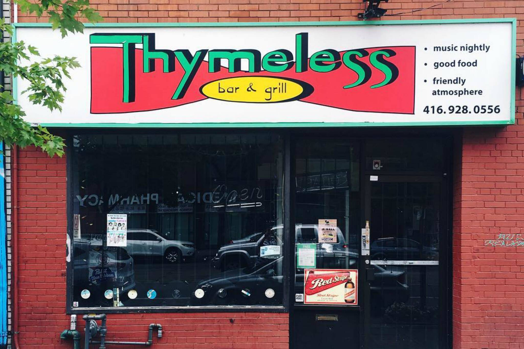 thymeless toronto