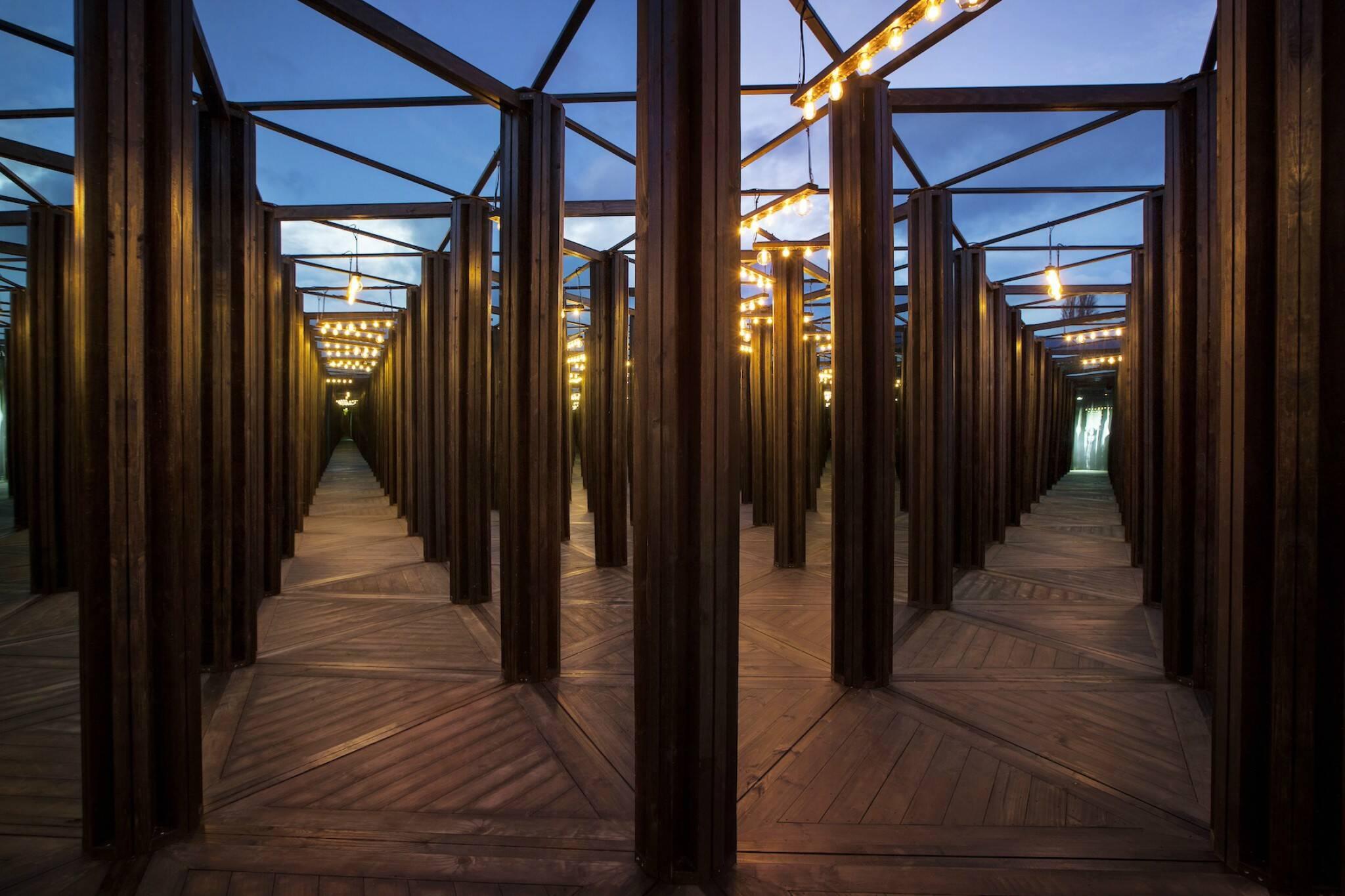 house of mirrors toronto