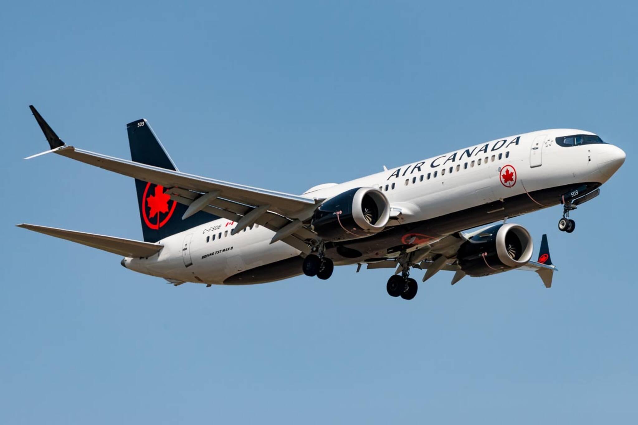 Boeing 737 Canada